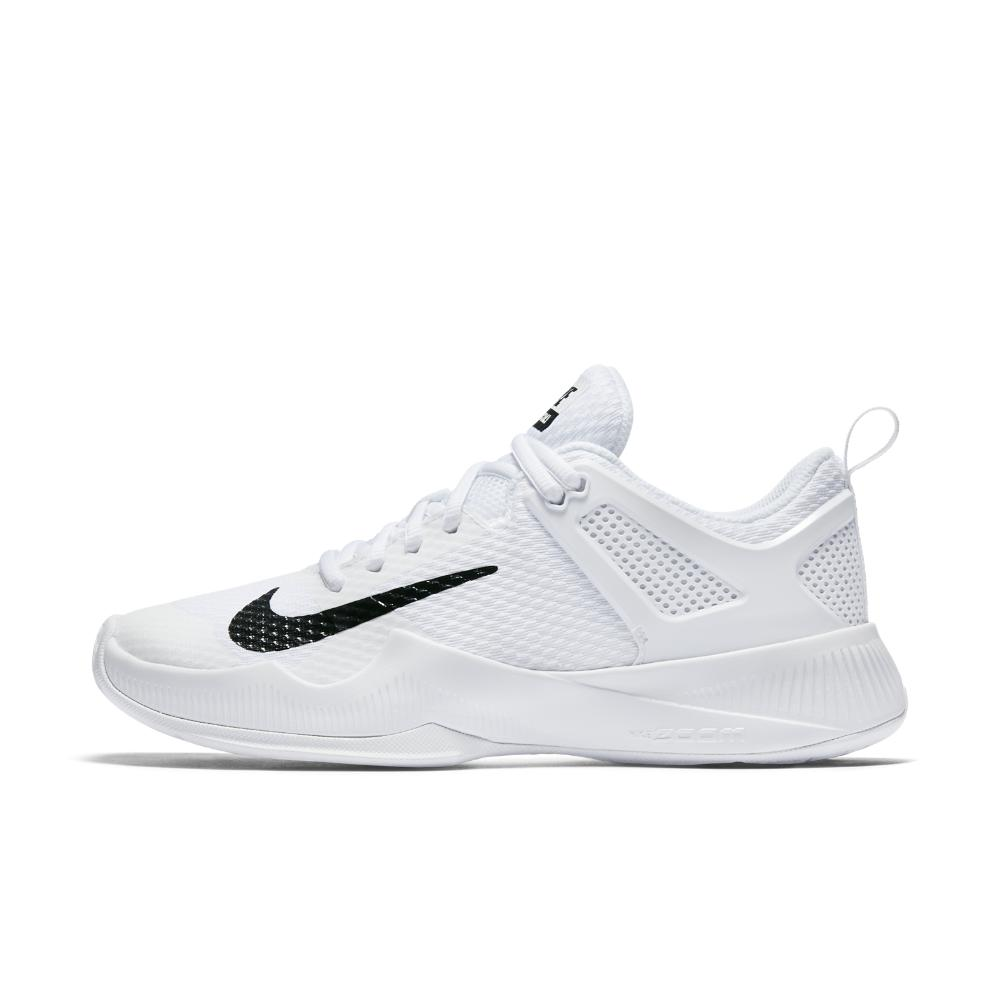 9c99f5eb7331af Lyst - Nike Air Zoom Hyperace Volleyball Sneakers in White