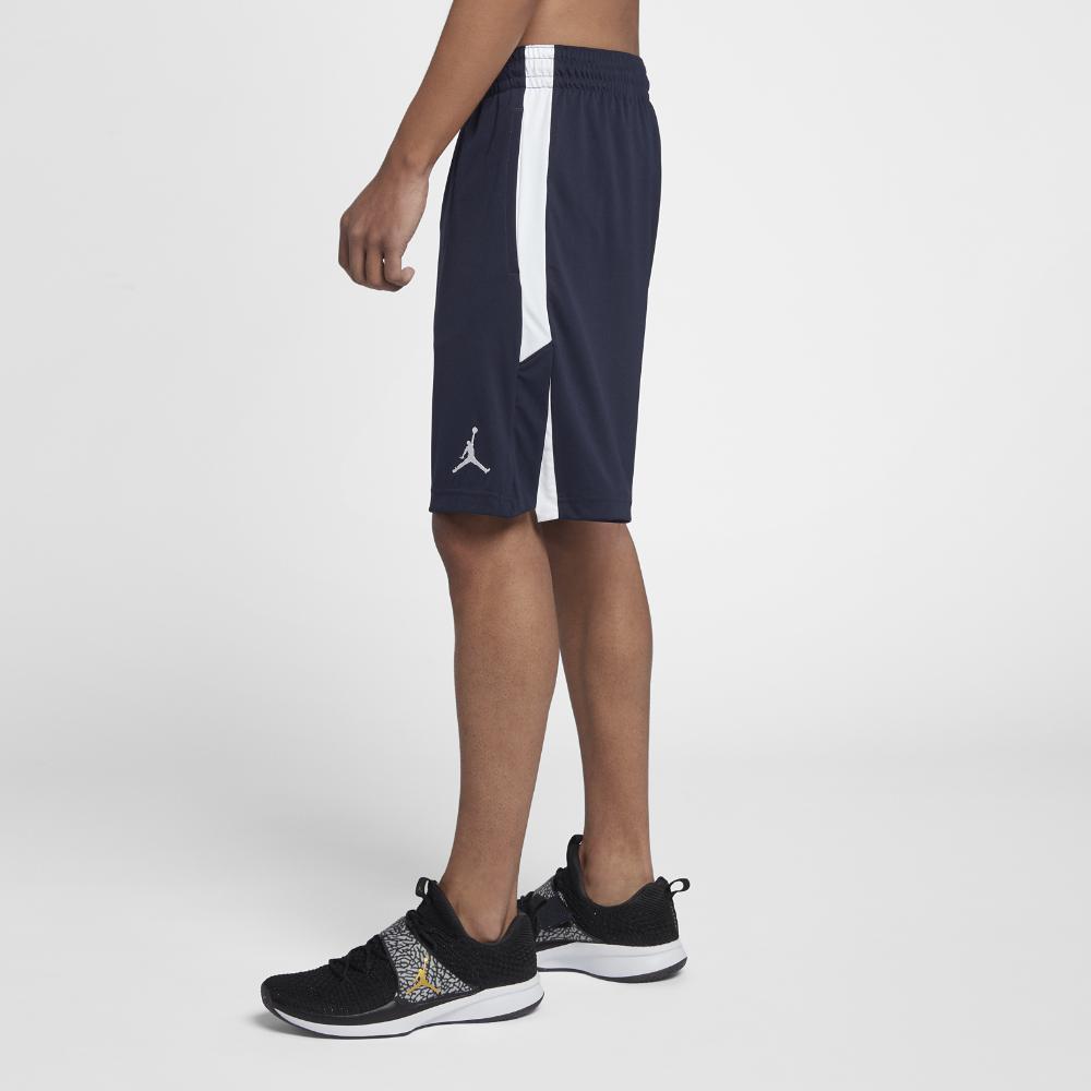 ef97e14fce46d7 Nike. Blue Dri-fit 23 Alpha Men s Training Shorts ...