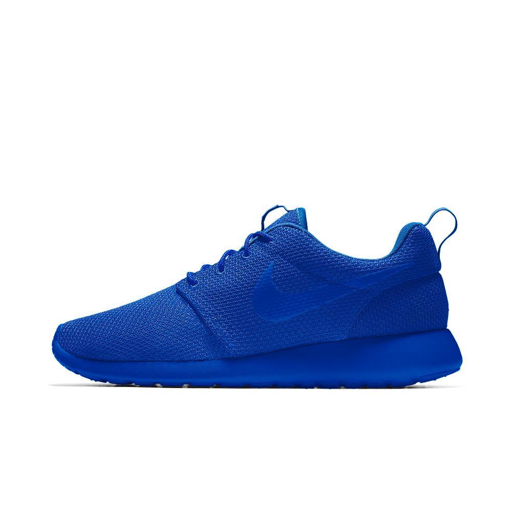 c84a8c4299a0 Lyst - Nike Roshe One Id Men s Shoe in Blue for Men