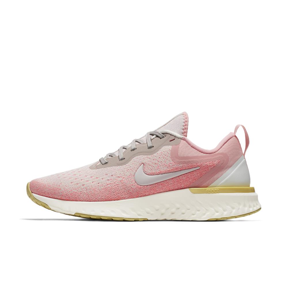 Nike. Pink Odyssey React Women's Running Shoe