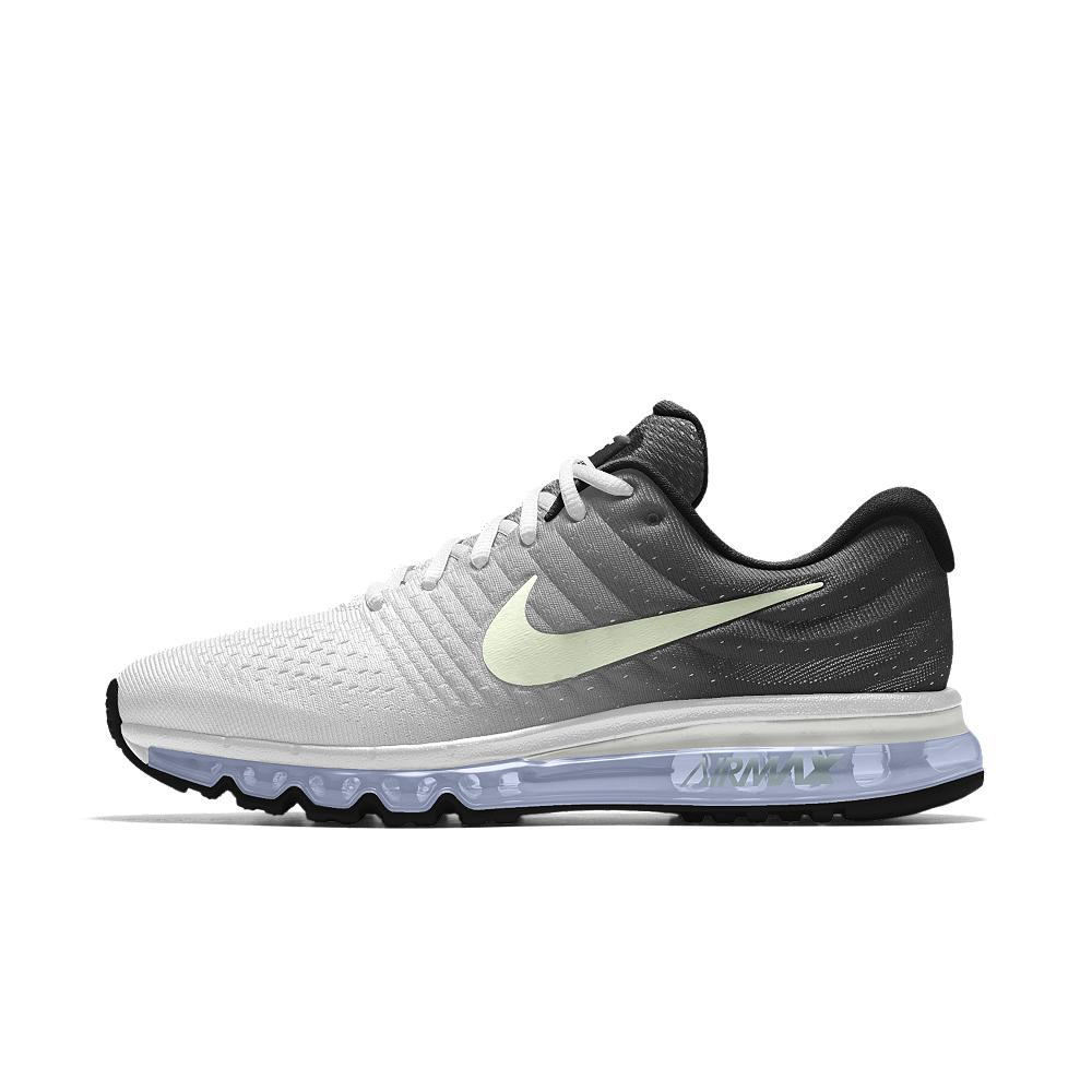save off a2ef8 81e9e ... coupon code for lyst nike air max 2017 id mens running shoe in gray for  men ...