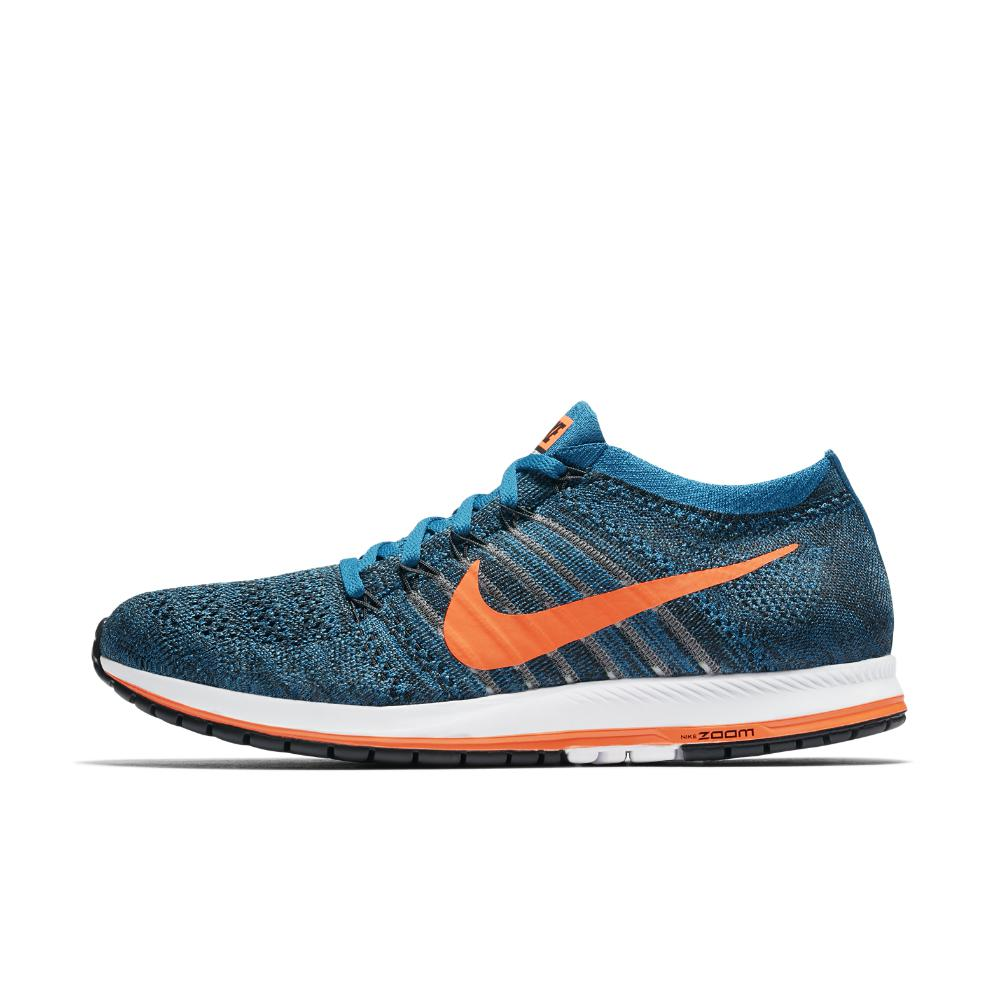 8545a8183aec0 Lyst - Nike Zoom Flyknit Streak Running Shoe in Blue for Men