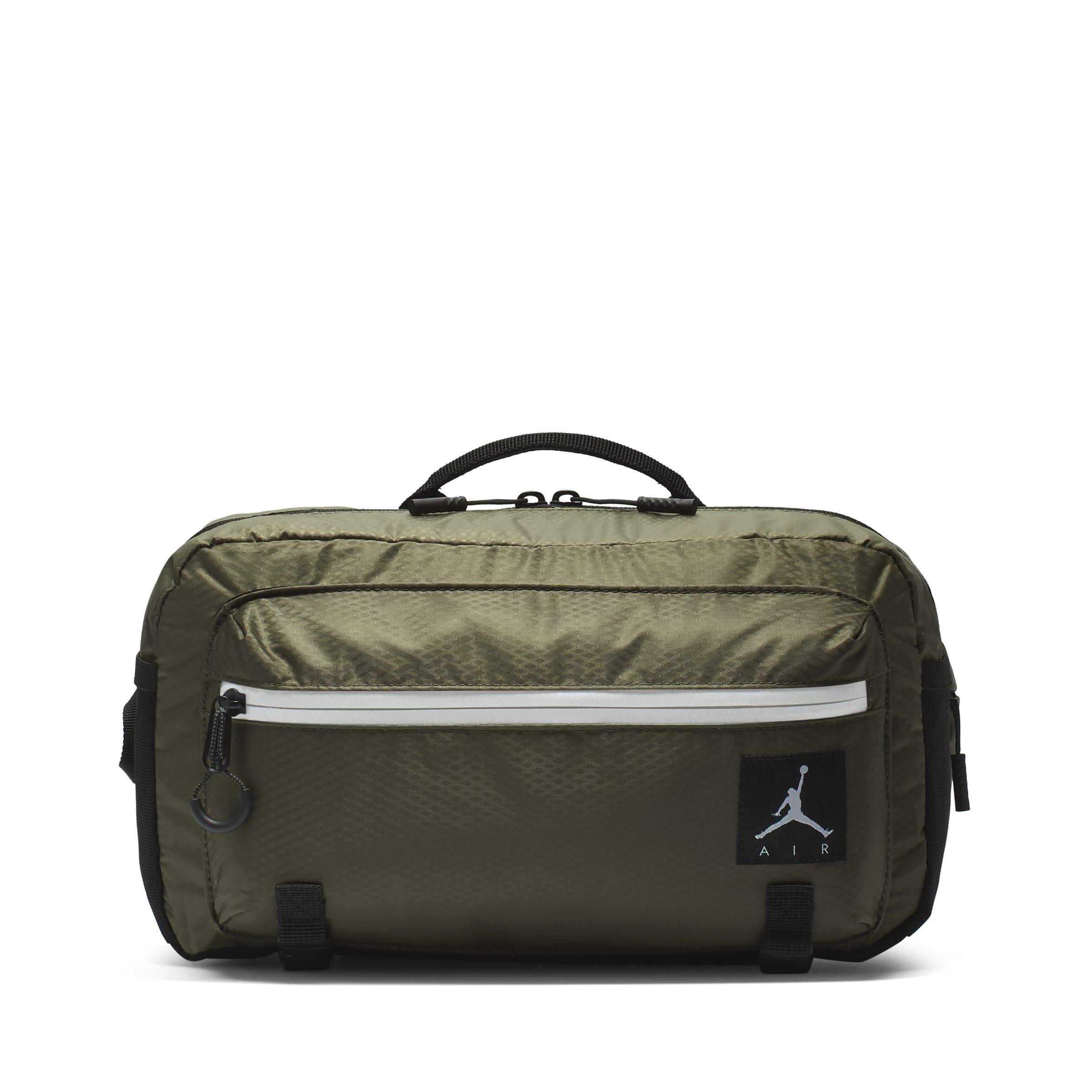 bca6e4935a Sac Air Jordan Crossbody Nike pour homme en coloris Vert - Lyst