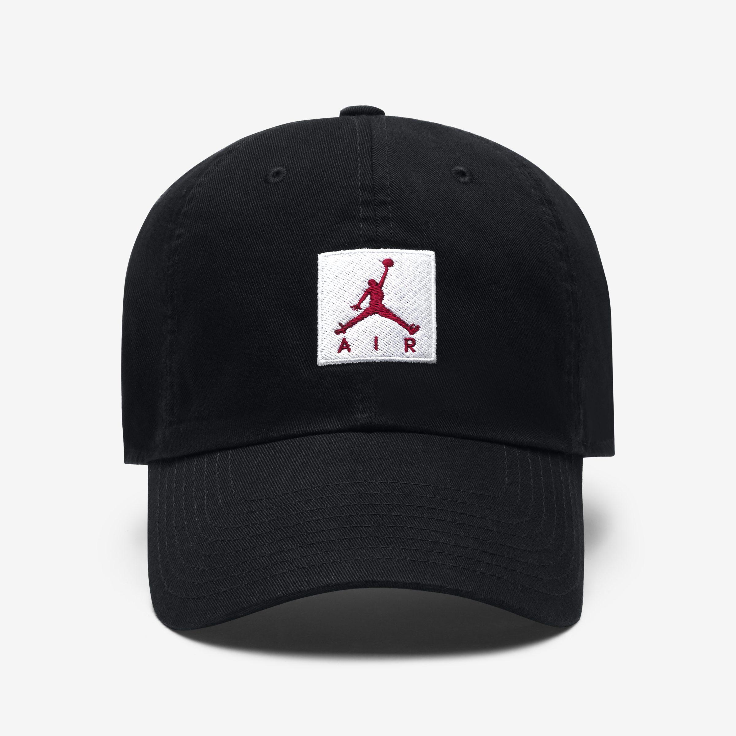 4a6052f2 ... denmark nike. mens black air jordan jumpman h86 adjustable hat fbd0a  e5ffe