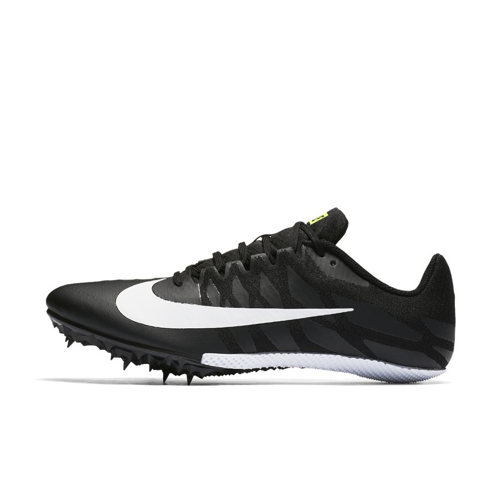 Lyst - Nike Zoom Rival S 9 Track Spike in Black for Men 9564f31f2
