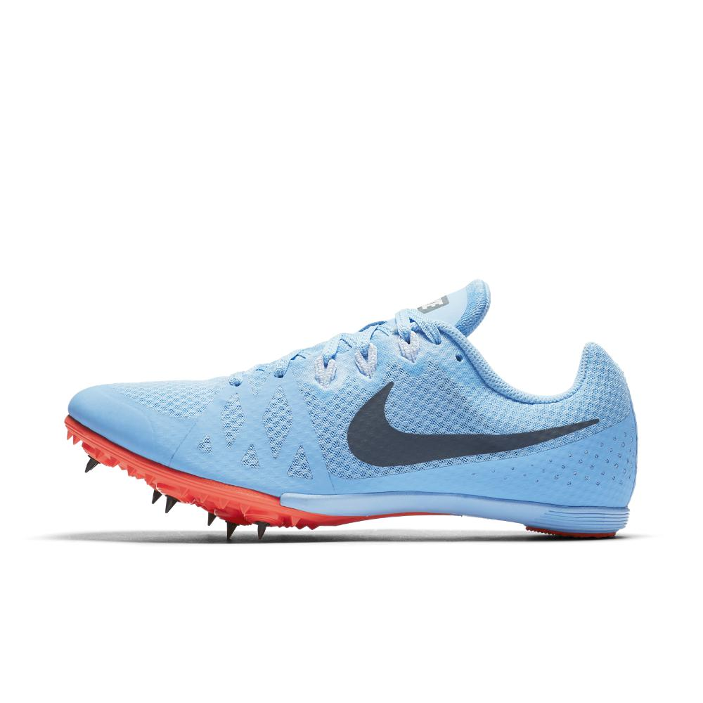 01a02b6f7711 Lyst - Nike Zoom Rival M 8 Distance Spike in Blue for Men