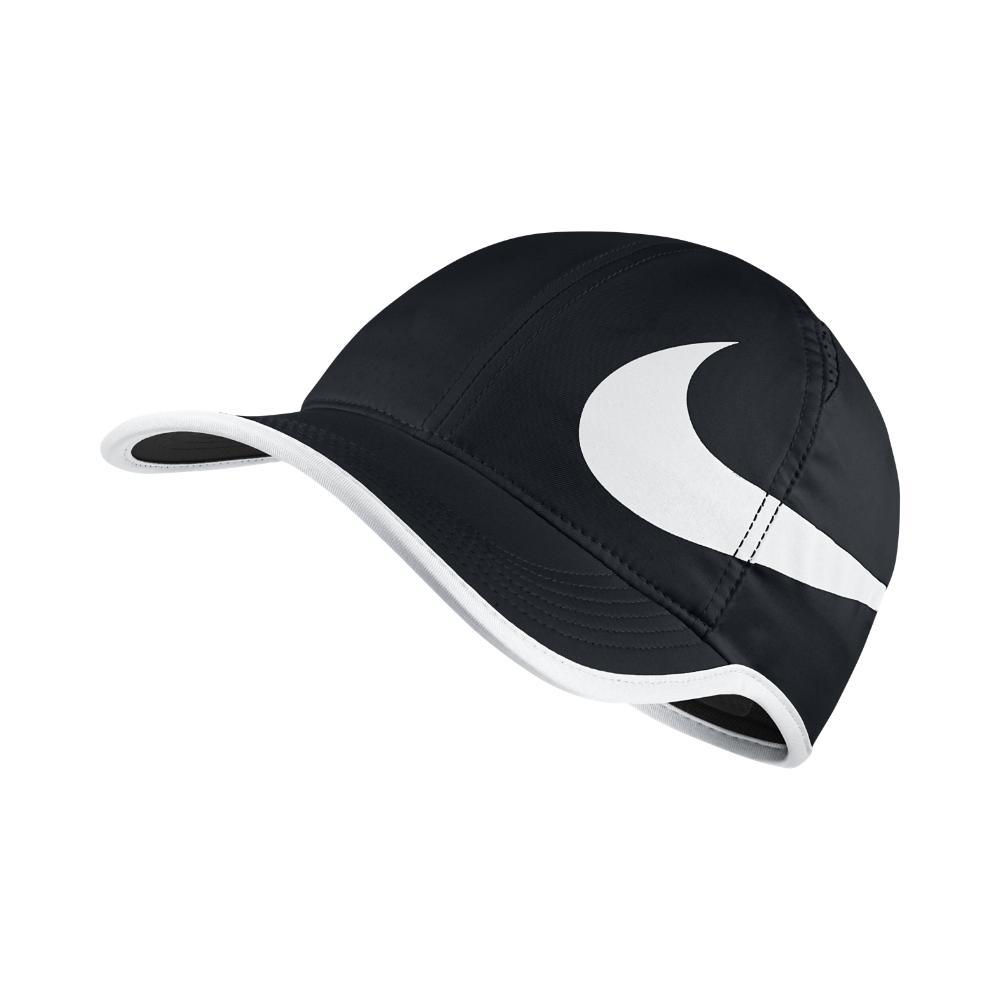 571de0541 Lyst - Nike Court Aerobill Featherlight Adjustable Tennis Hat (black ...