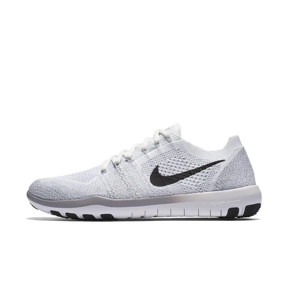 a836b45a9816 Lyst - Nike Free Focus Flyknit 2 Women s Training Shoe in White