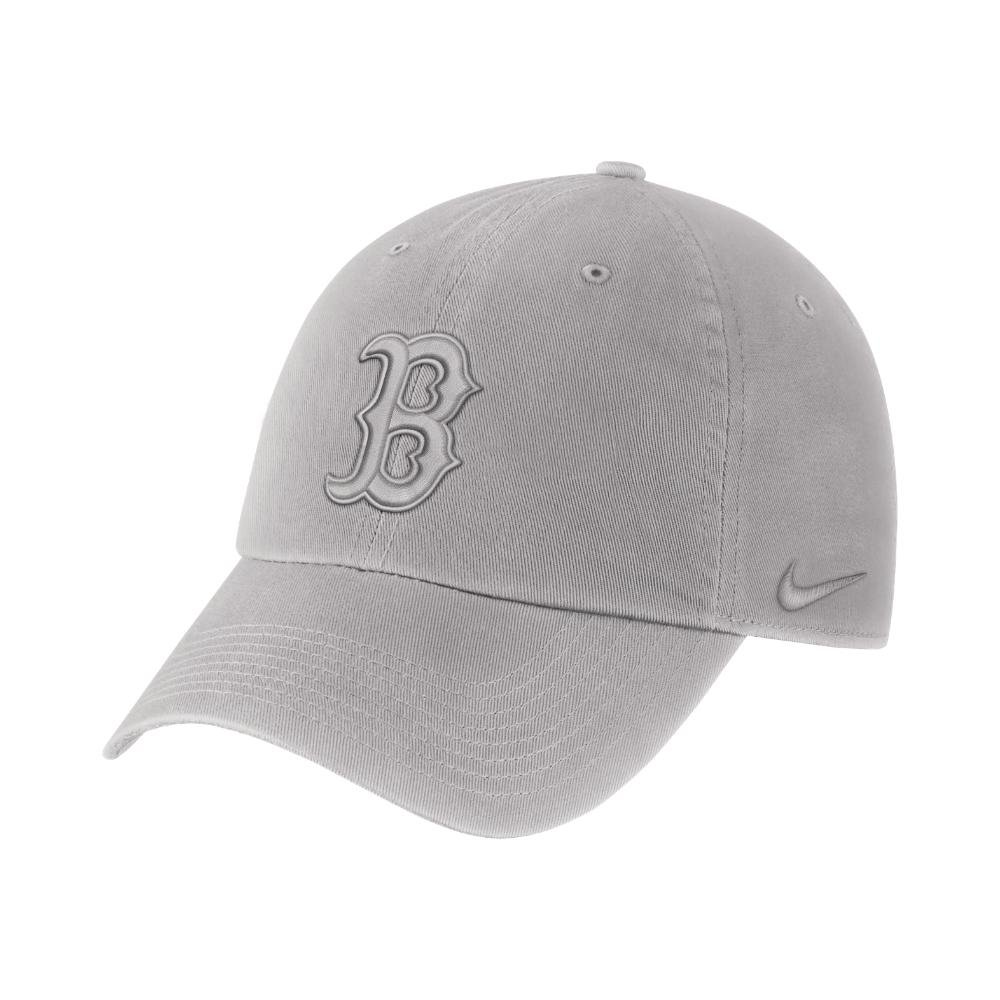 fd547a9f475 Lyst - Nike Heritage 86 (mlb Red Sox) Adjustable Hat (grey) in Gray ...