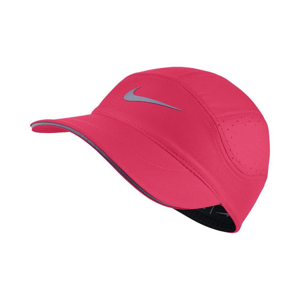 2c67c1d27eb Lyst - Nike Aerobill Women s Running Hat (pink) in Pink
