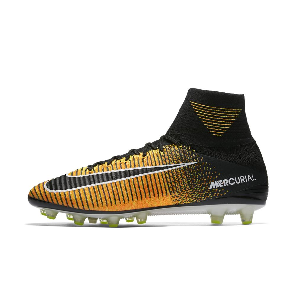 Lyst - Nike Mercurial Superfly V Ag-pro Artificial-grass Soccer ... c228cee31ed4