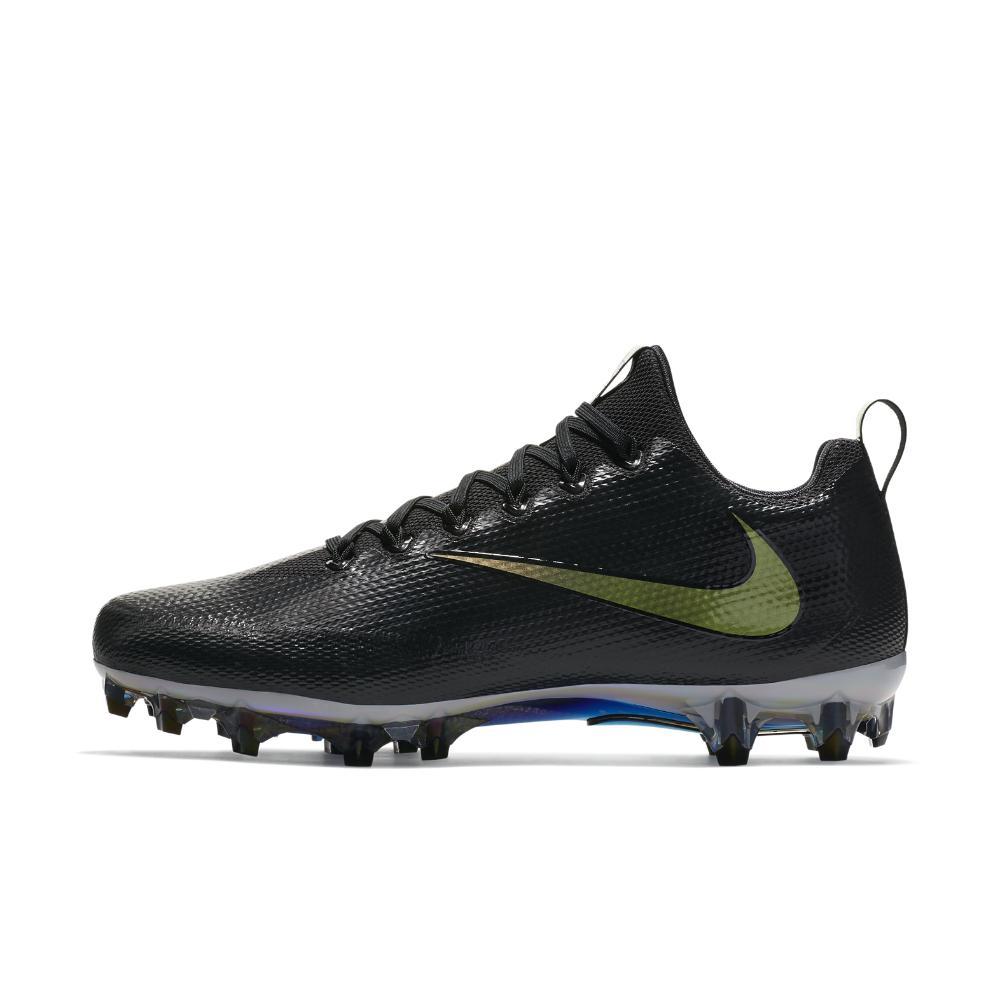 7e2ba61ae04e4 Lyst - Nike Vapor Untouchable Pro Men s Football Cleat in Black for Men