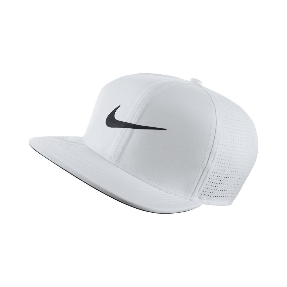 cc0cbf6ce1a8f Nike - Aerobill Adjustable Golf Hat (white) for Men - Lyst. View fullscreen