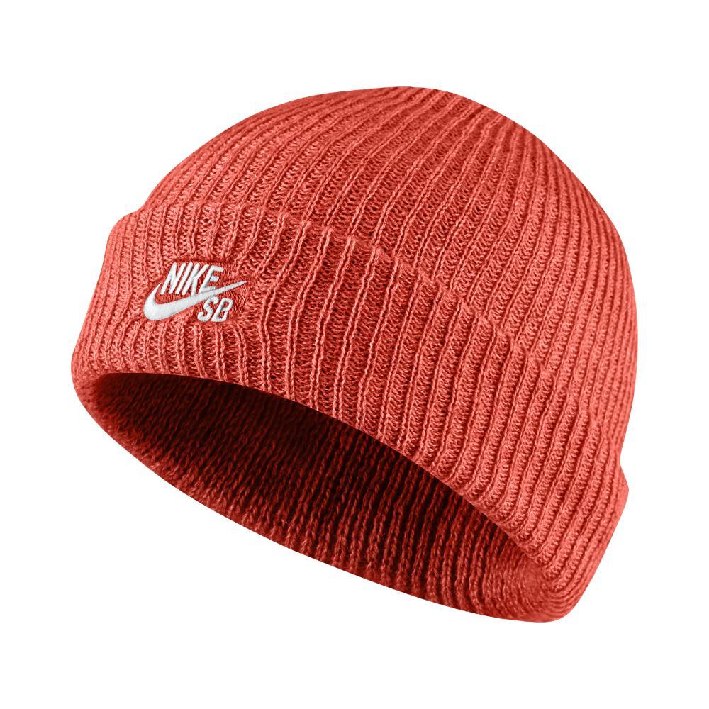 1b13021a333b8 Nike Sb Fisherman Knit Hat (orange) in Orange for Men - Lyst