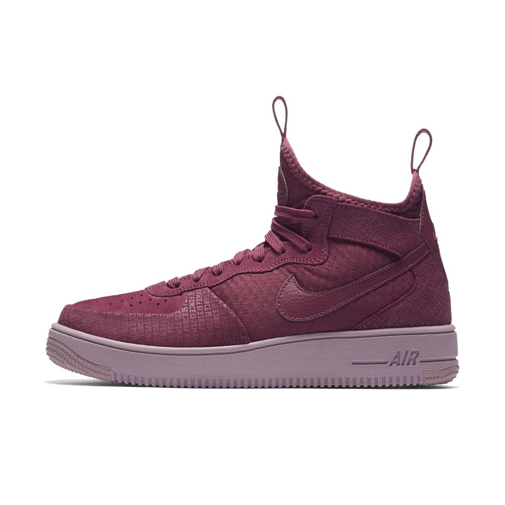 Lyst Ultraforce Nike Air Force 1 Ultraforce Lyst Mediados De Fuerza Es Hembra Zapato De Las Mujeres d269d9