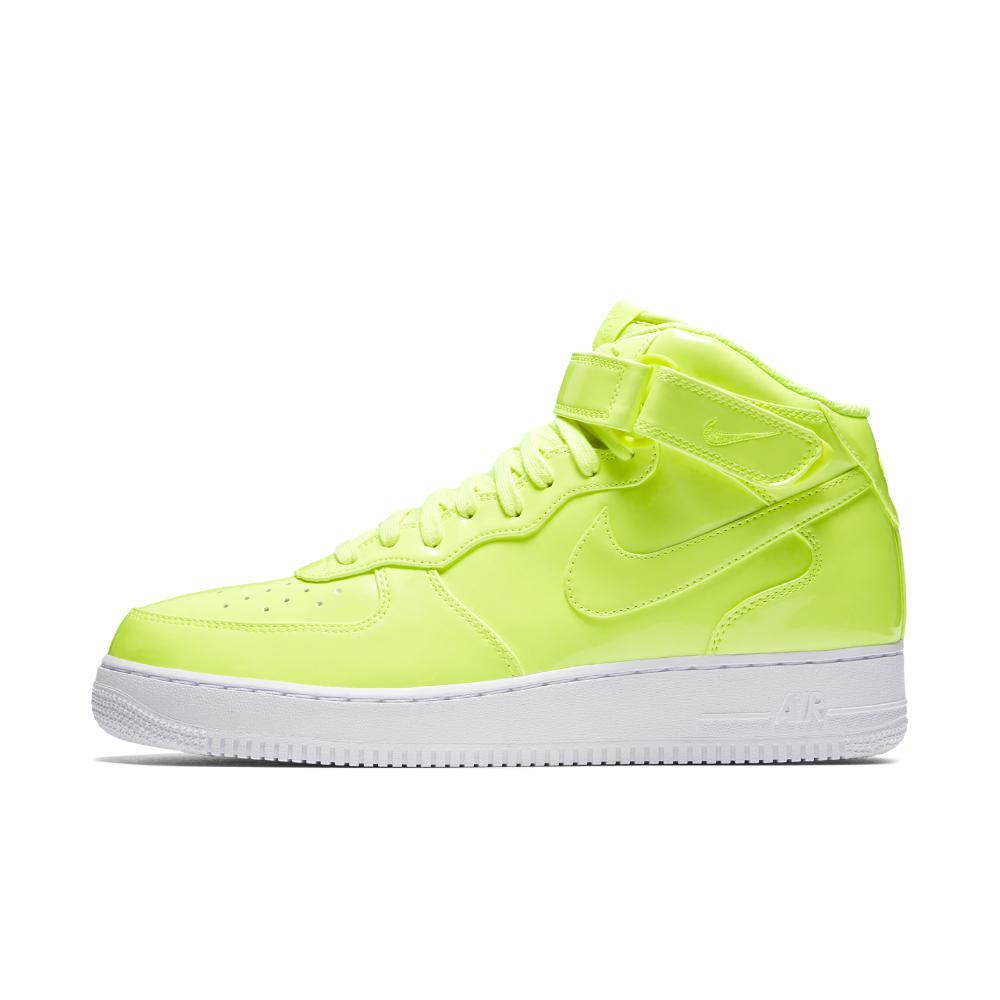 info for 8e0da 59ebd Nike. White Air Force 1 Mid 07 Lv8 Uv Mens Shoe
