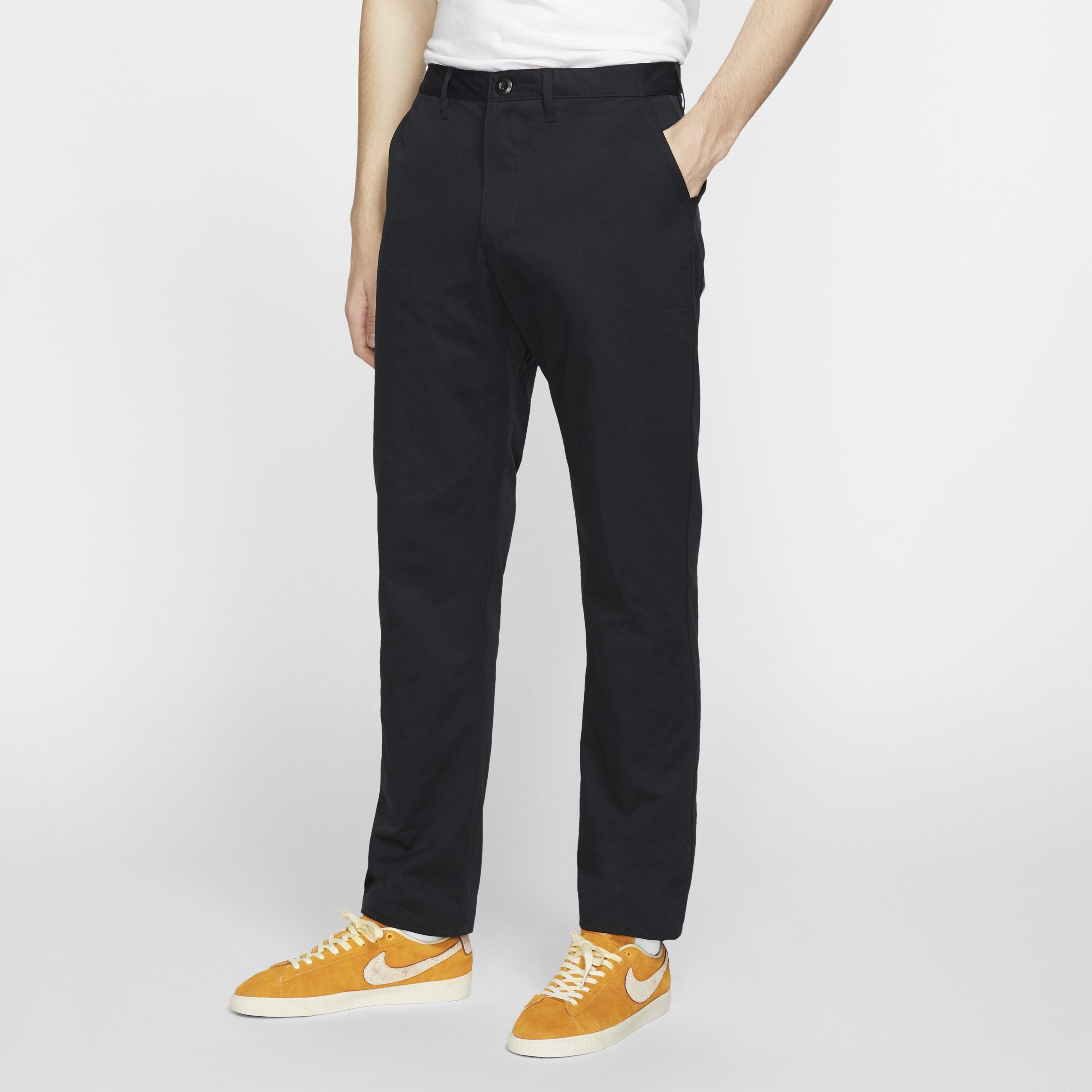 new product aedf3 c6a0a Nike Sb Dri-fit Ftm Standard-fit Trousers in Black for Men - Lyst