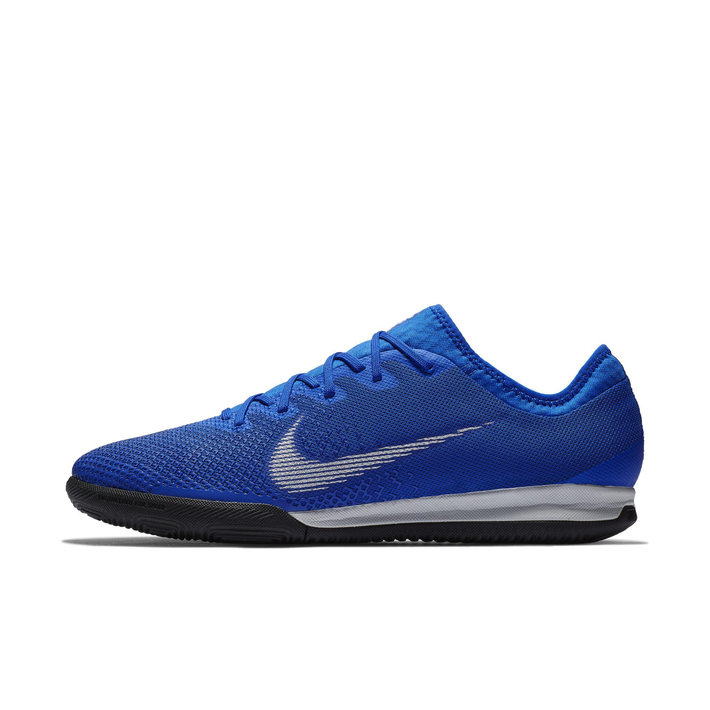 d67b255bbd2e Nike Mercurialx Vapor Xii Pro Indoor court Football Shoe in Blue - Lyst