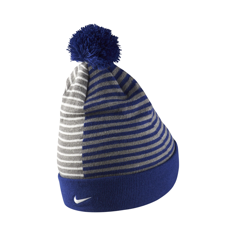 85009eda135 Nike - Blue Chelsea Fc Beanie for Men - Lyst. View fullscreen