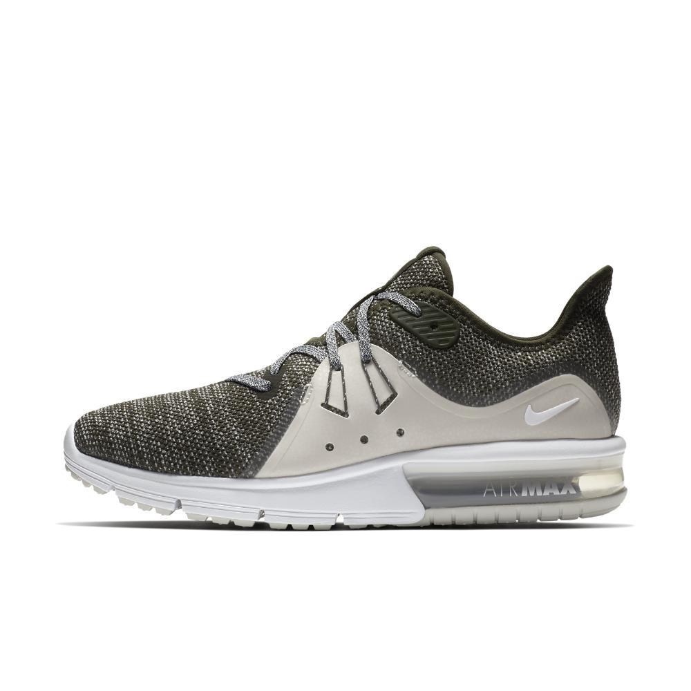 6b0db510dc3db7 Lyst - Nike Air Max Sequent 3 Women s Running Shoe