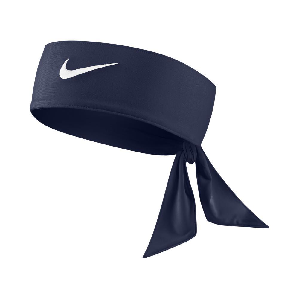 Lyst - Nike Dri-fit 2.0 Head Tie (blue) in Blue 2a3d7c6487c
