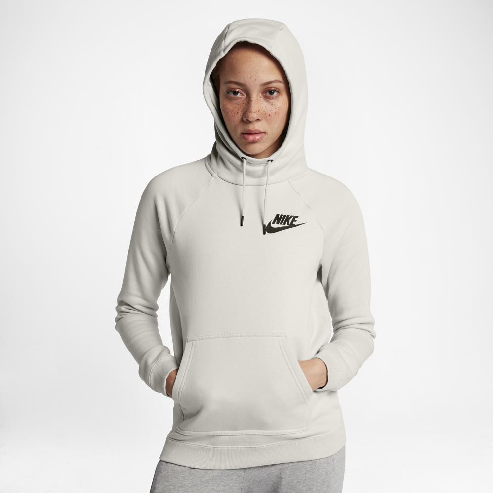 da99ab005fe9 Nike - Multicolor Sportswear Rally Women s Fleece Hoodie - Lyst. View  fullscreen