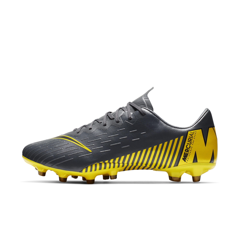 5220e4c8584 Nike. Men s Gray Mercurial Superfly Vi Pro Ag-pro Artificial-grass Football  Boot
