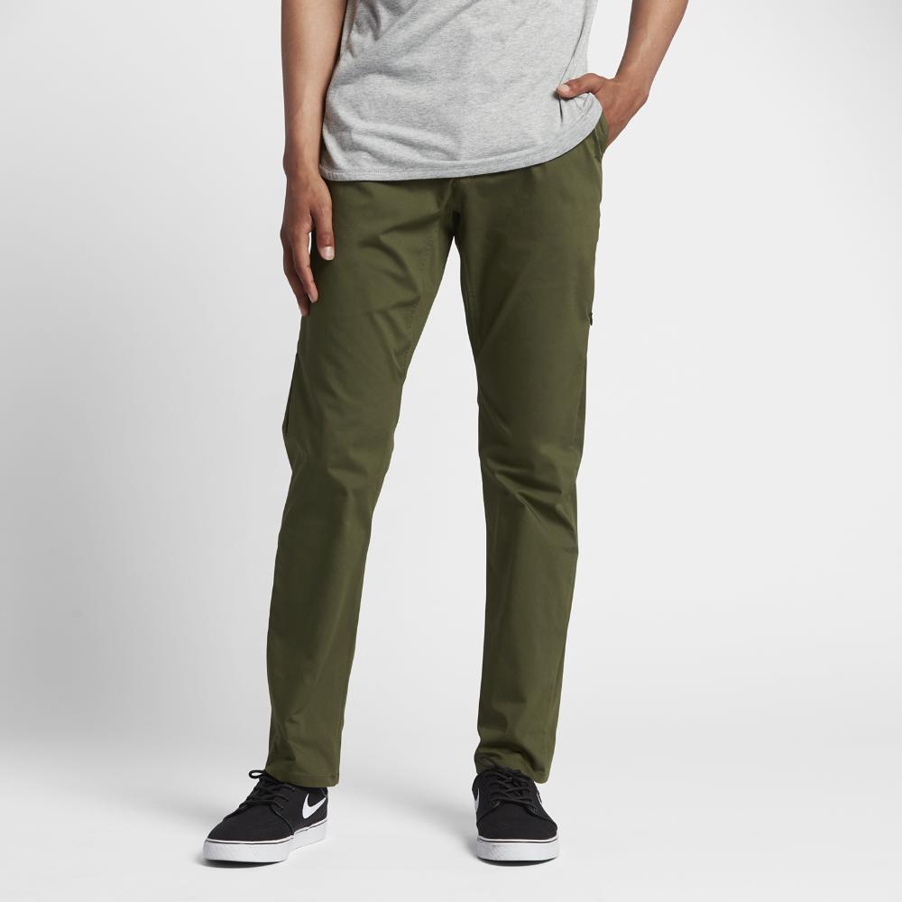 buy popular e2a3f 254b8 Nike Sb Flex Dry Ftm Men s Pants in Green for Men - Lyst