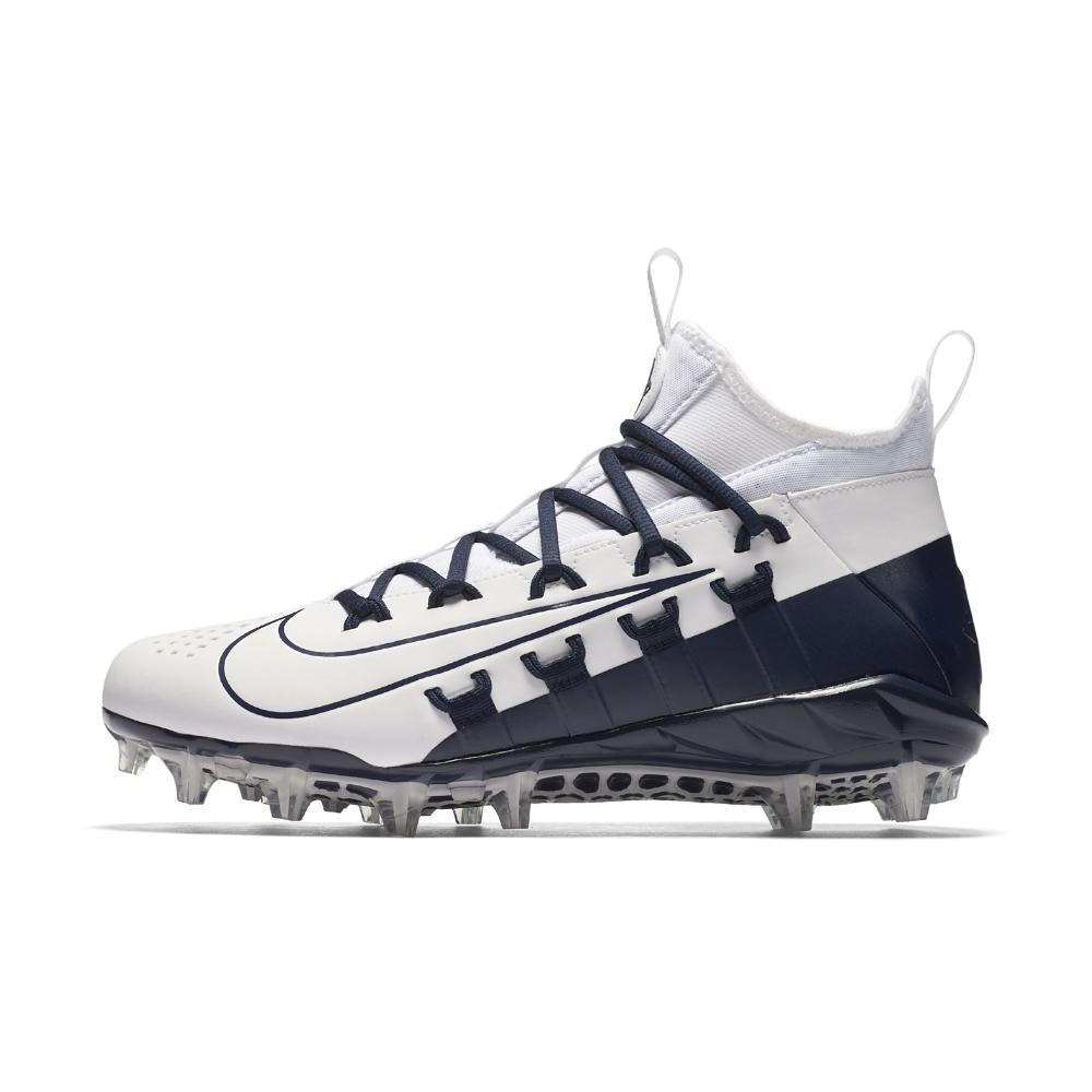61210512584e Lyst - Nike Alpha Huarache 6 Elite Lax Lacrosse Cleat in Blue for Men
