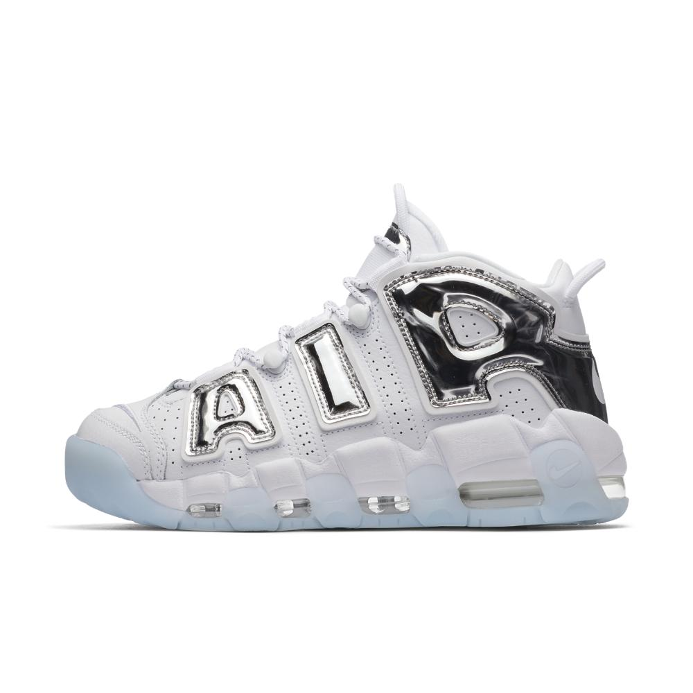 Lyst - Nike Air More Uptempo Women s Shoe in Blue 9f3a3c52ae