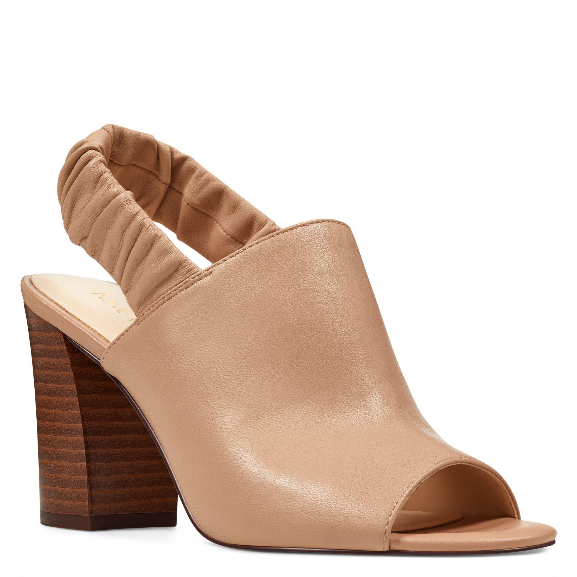 Nine West. Women's Hailamao Slingback Sandals