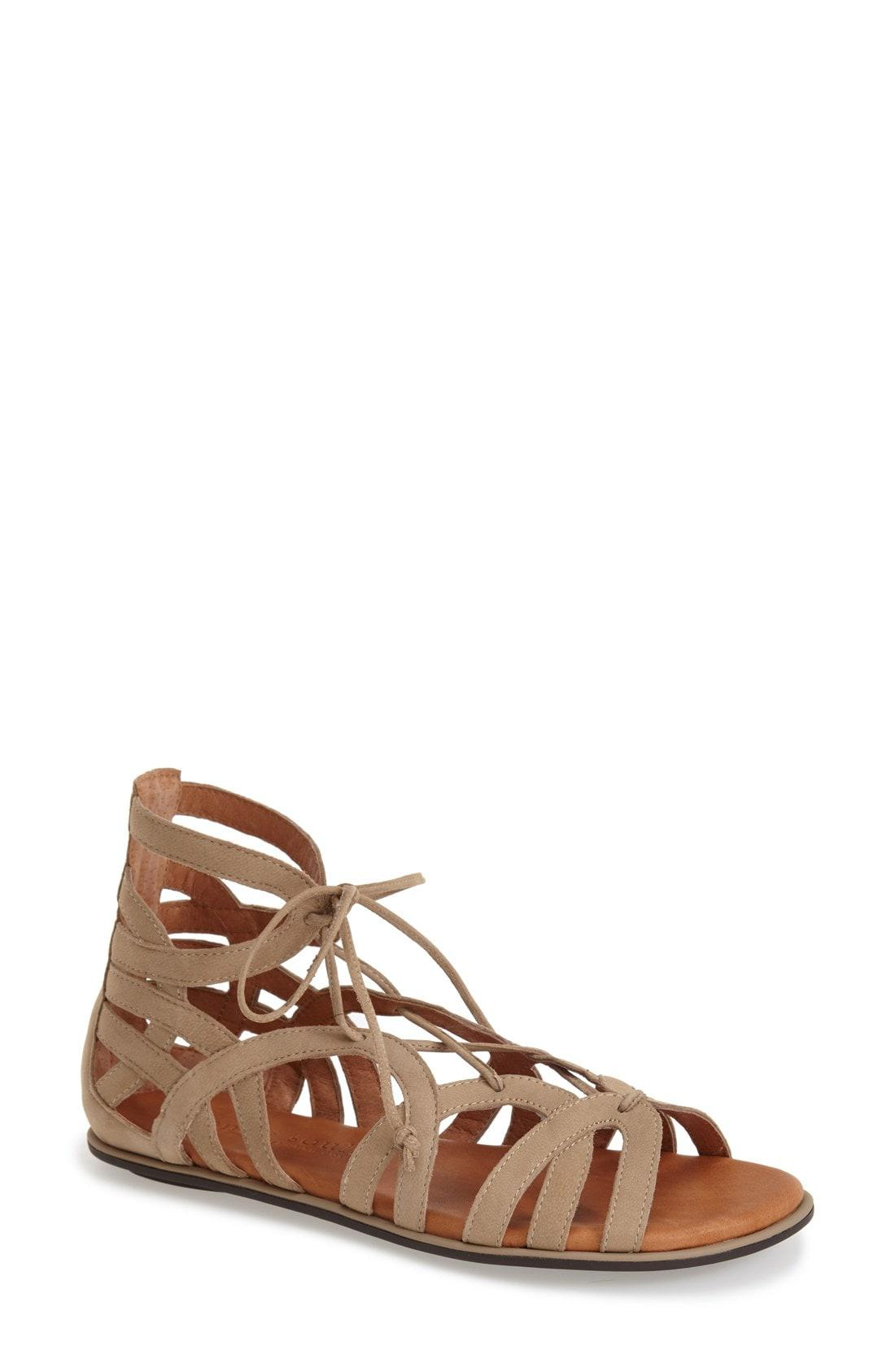 e67cb1db326 Gentle Souls - Natural By Kenneth Cole  break My Heart 3  Cage Sandal -