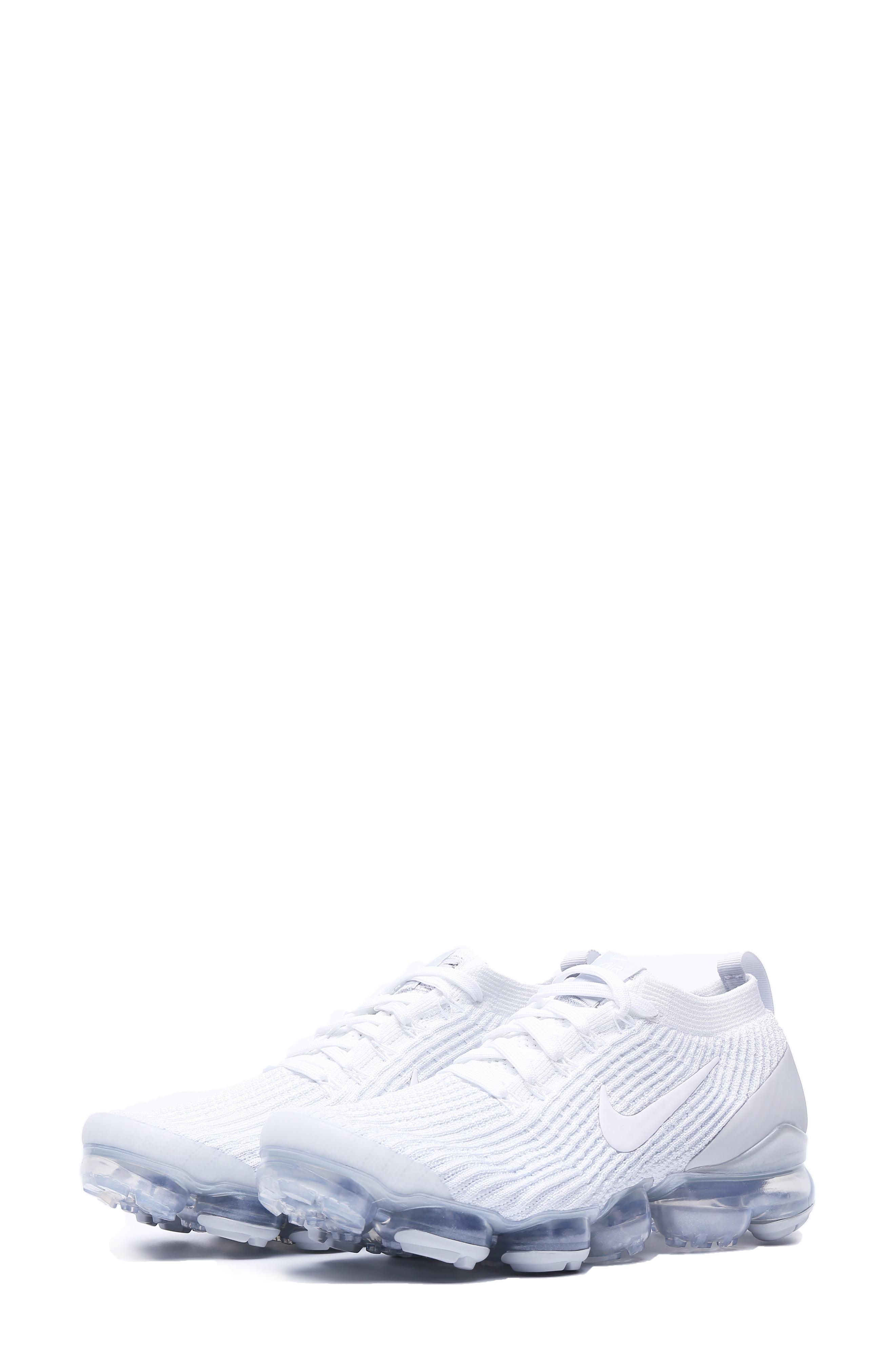 05bdfabe34a Lyst - Nike Air Vapormax Flyknit 3 Sneaker in Black