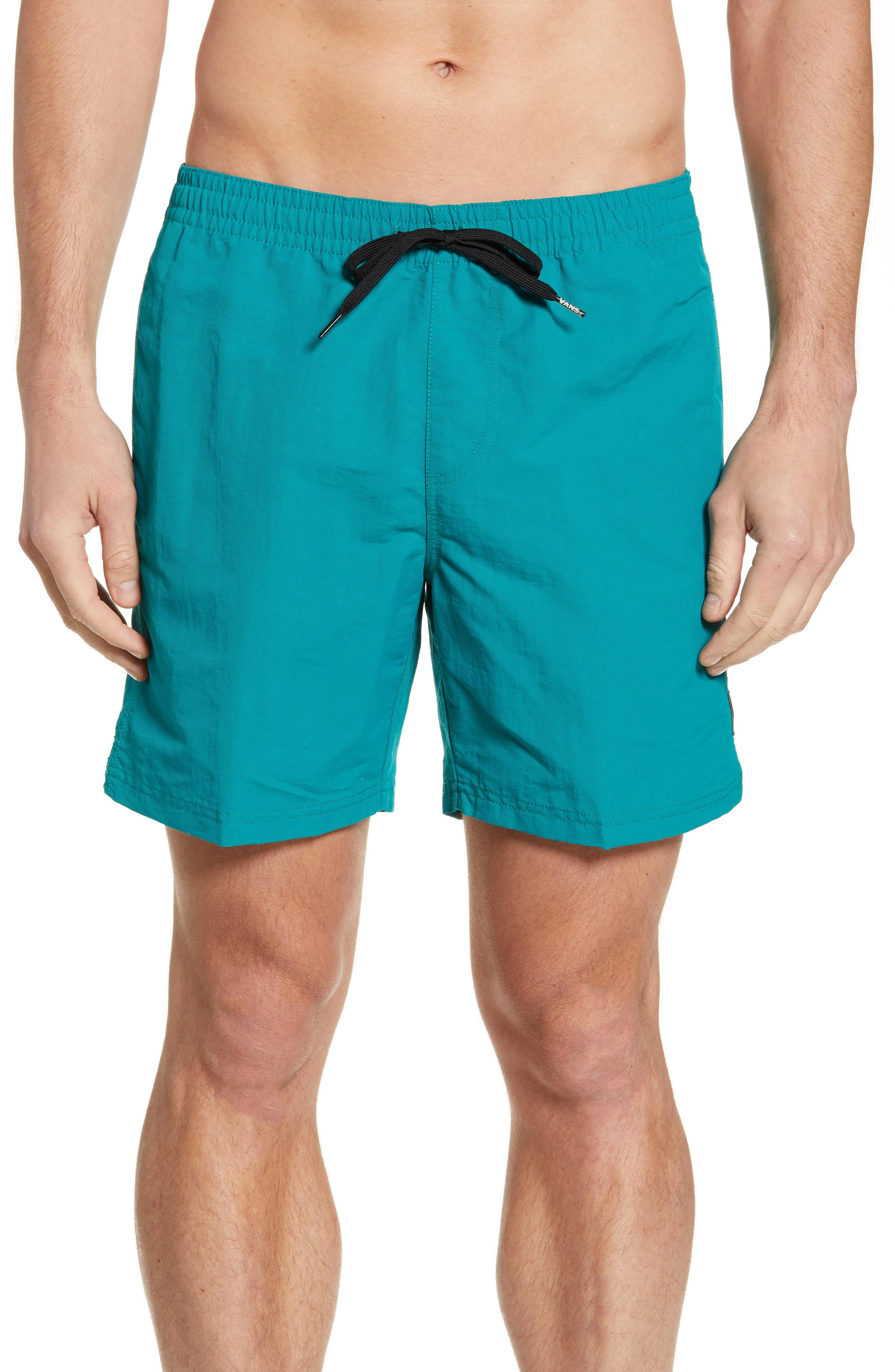 ecce627fb343c Lyst - Vans Primary Volley Shorts in Blue for Men