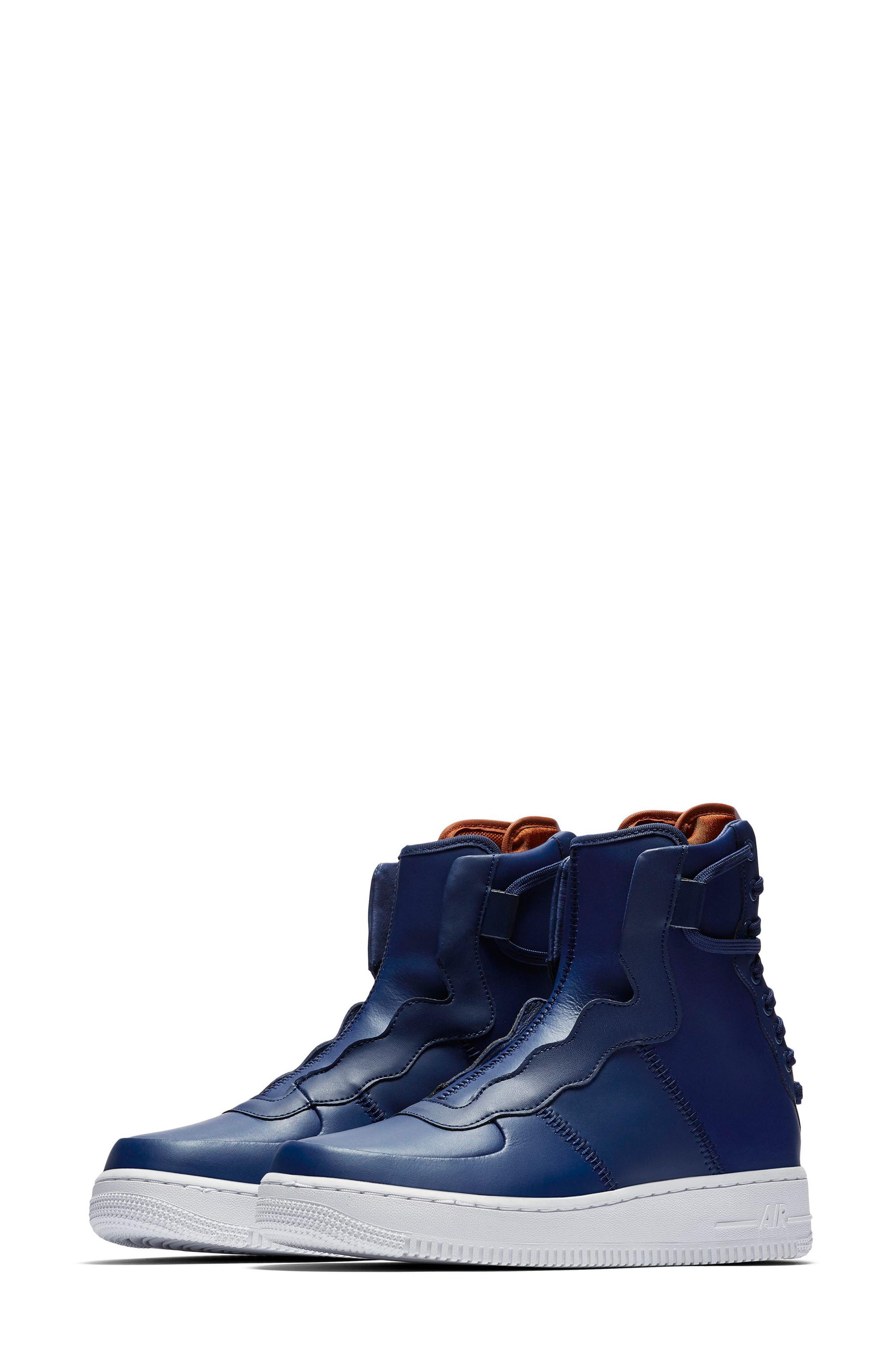 7778bec72be Lyst - Nike Air Force 1 Rebel Xx High Top Sneaker - Save 13%