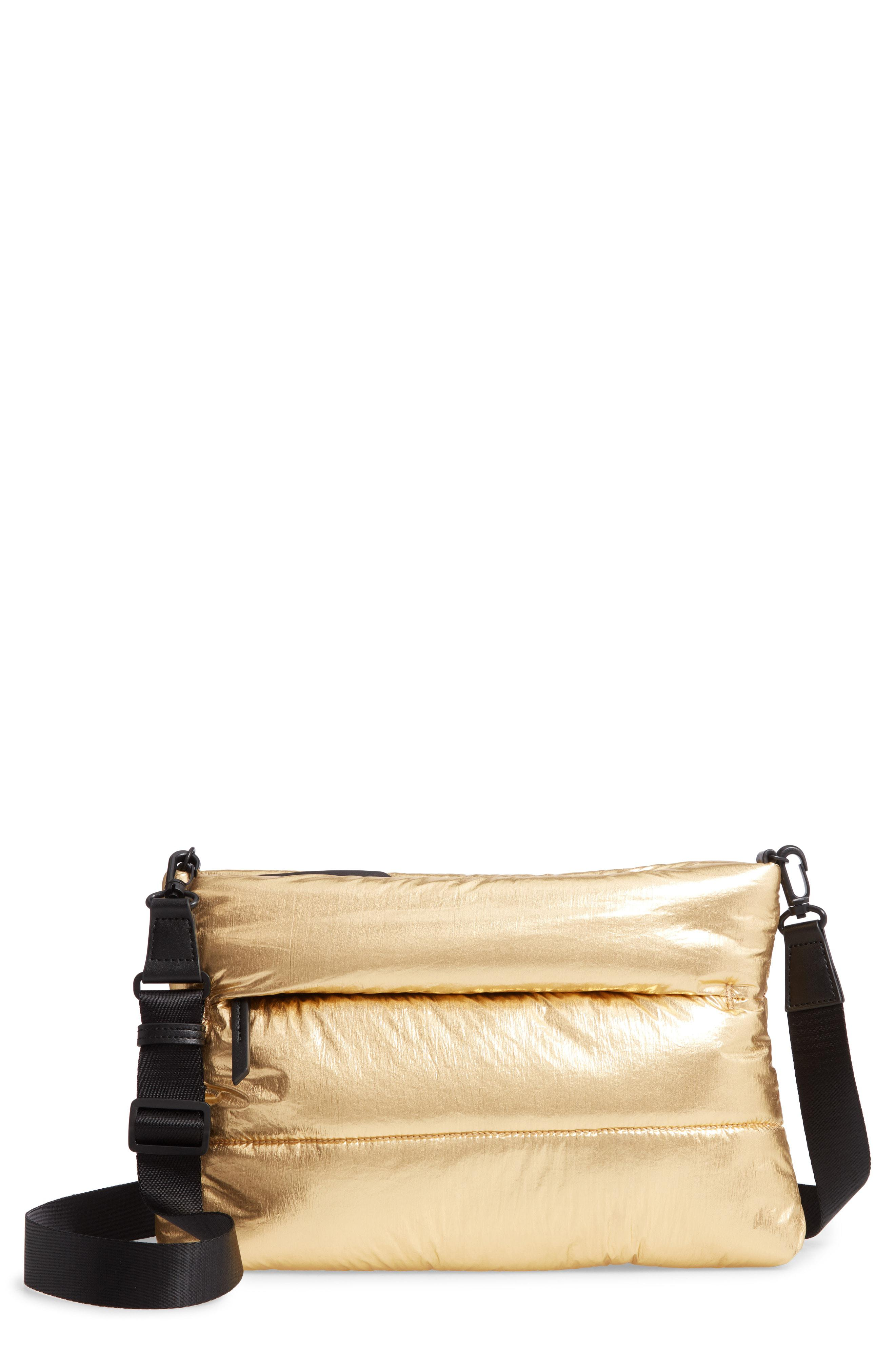 6d7311bc0e Lyst - Trouvé Keri Nylon Crossbody - Metallic in Metallic - Save 41%