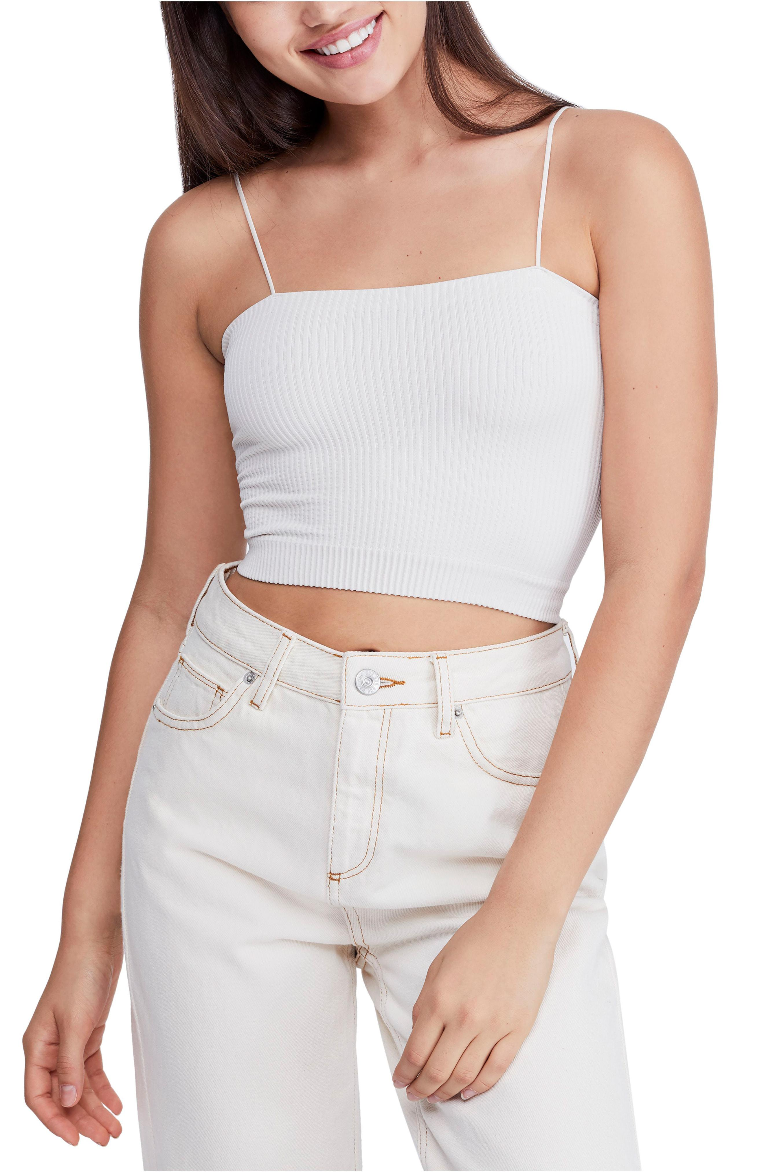 ffaad8666e BDG Urban Outfitters Bungee Strap Tube Top in Blue - Lyst