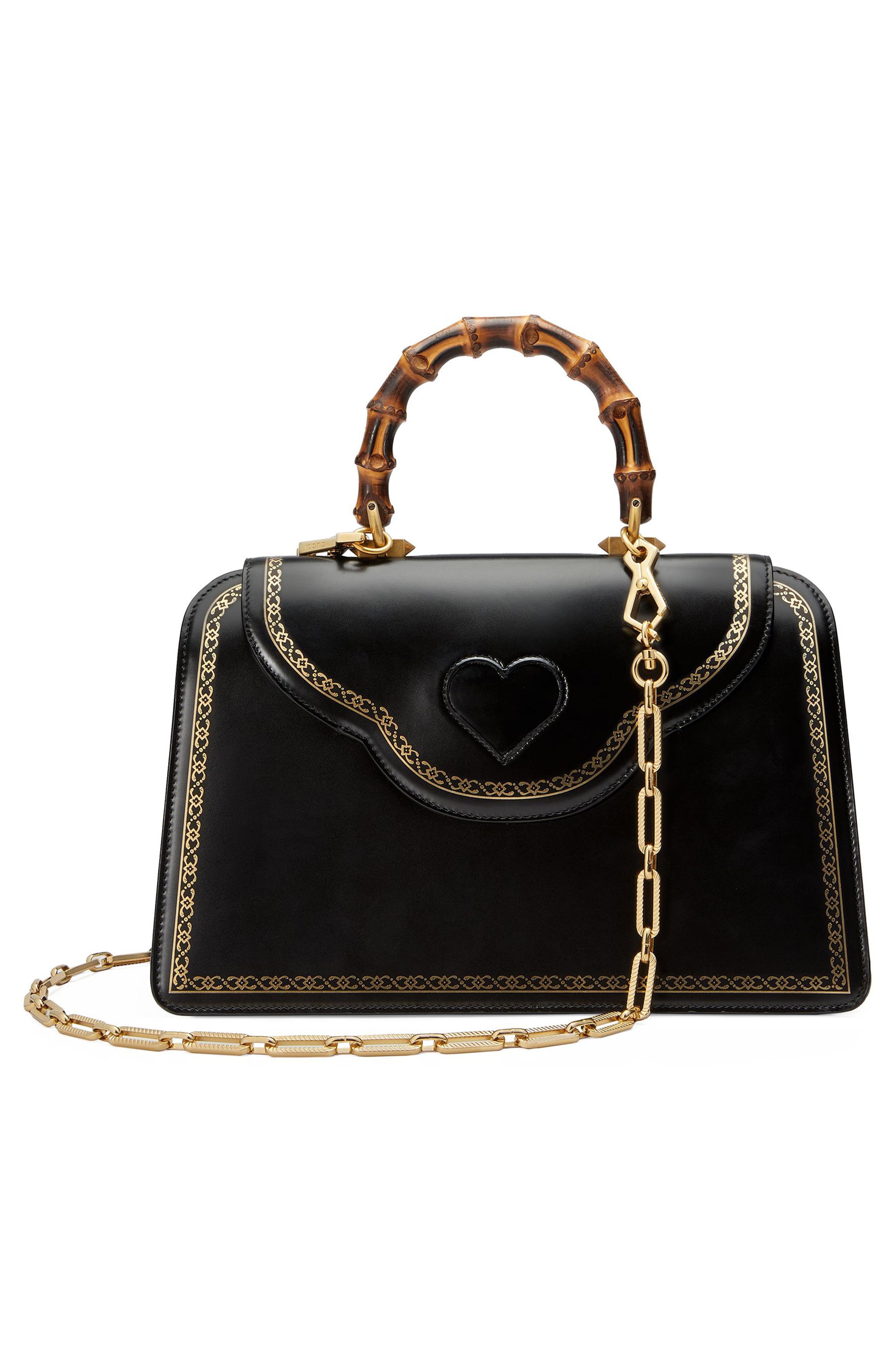 5fb0fc21fae Gucci - Black Thiara Medium Leather Top Handle Bag - - Lyst. View fullscreen