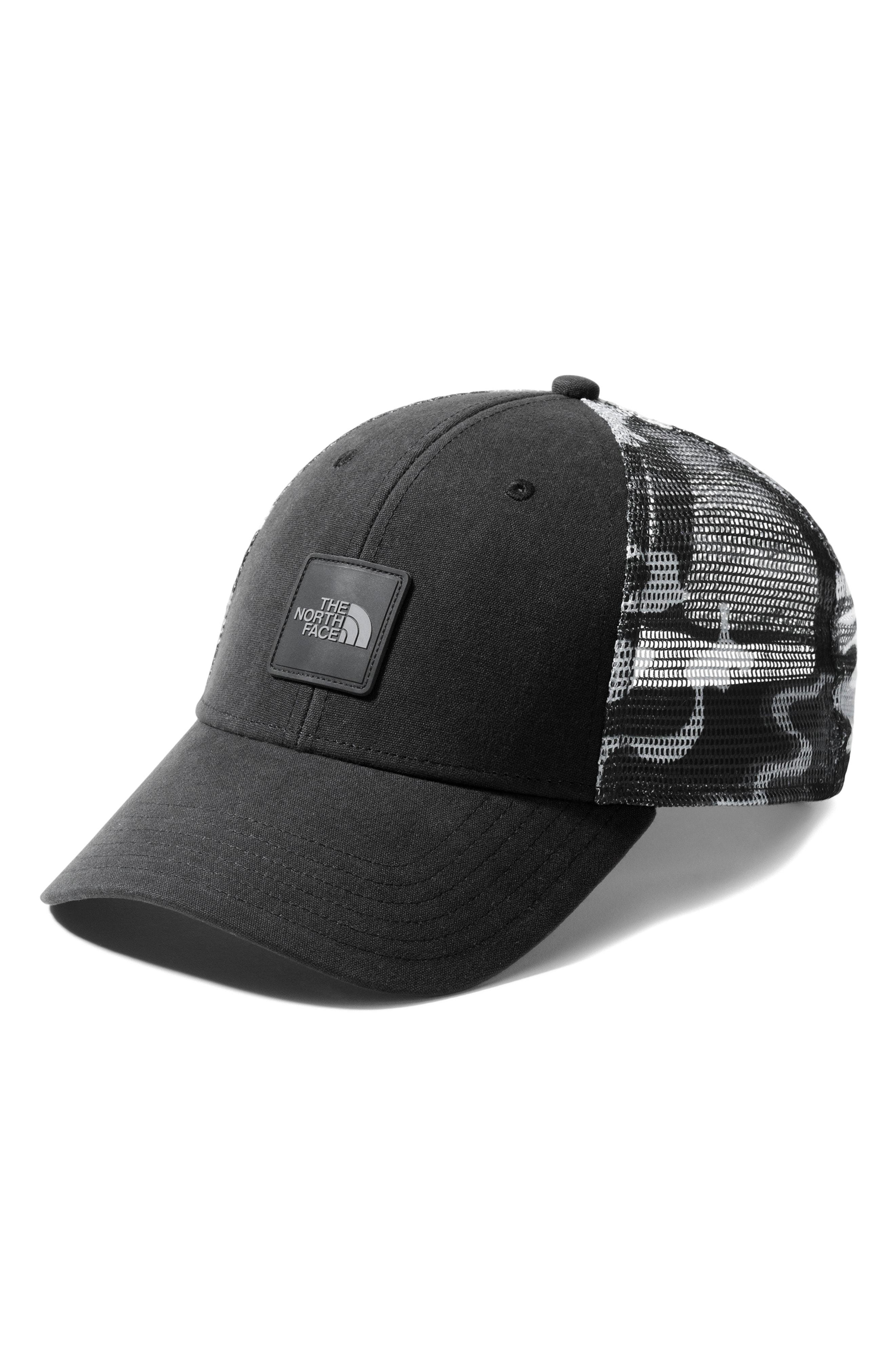 5fe69376b Lyst - The North Face Mudder Trucker Cap in Black for Men