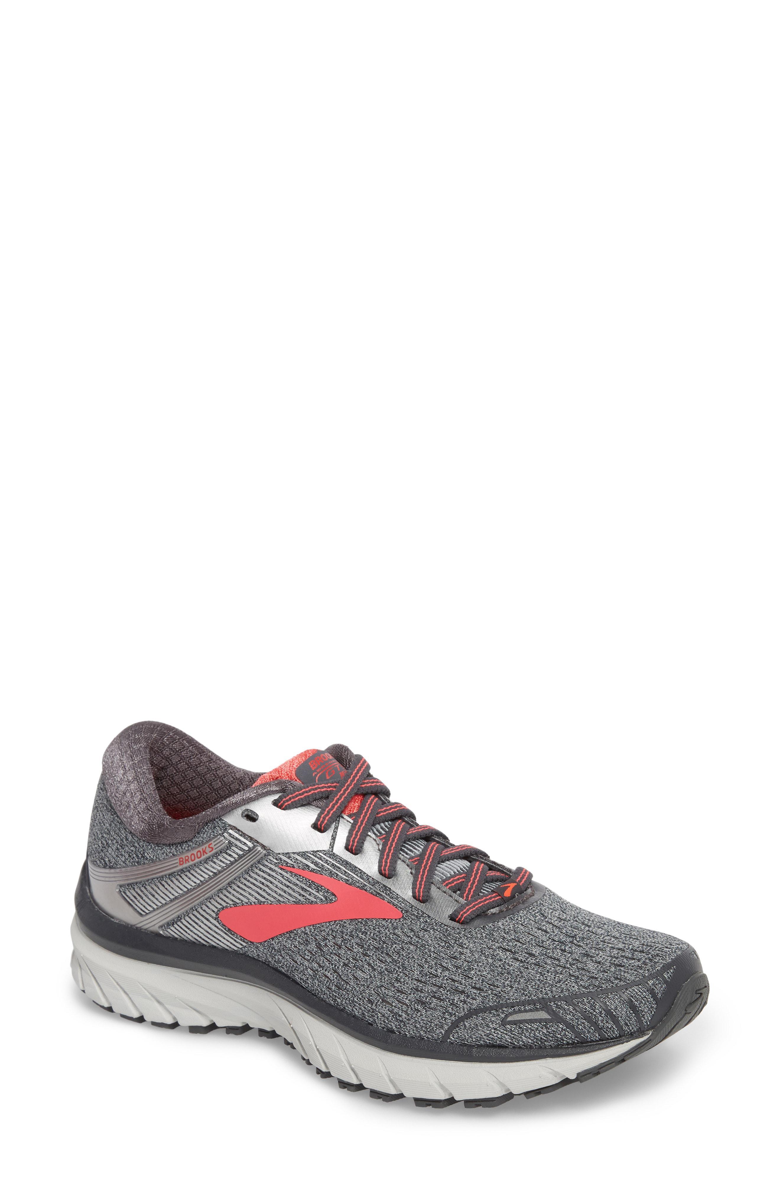 1f4c30629d95 Lyst - Brooks Adrenaline Gts 18 Running Shoe in Gray