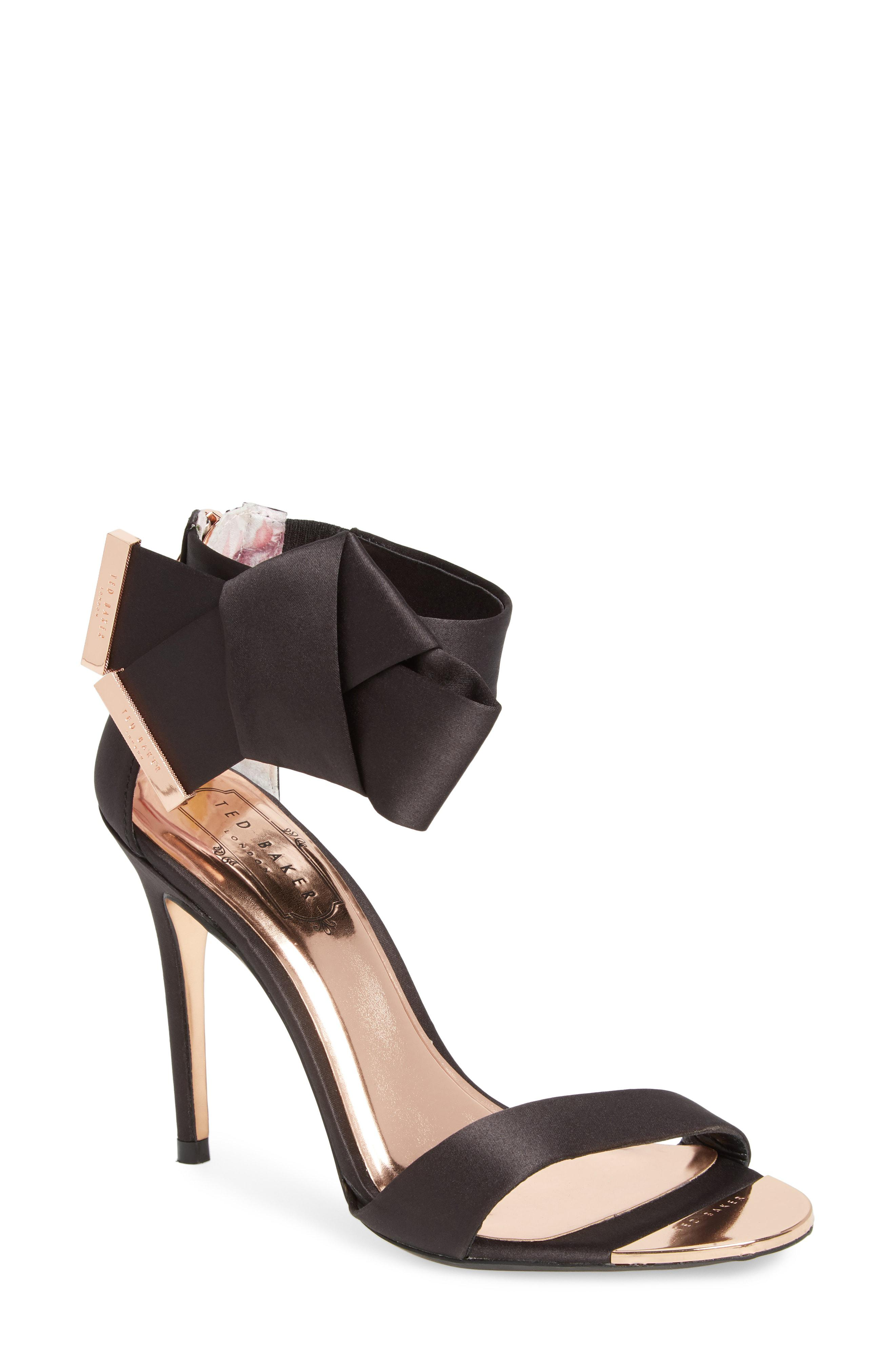 27786011069 Lyst - Ted Baker Elira Sandal in Black
