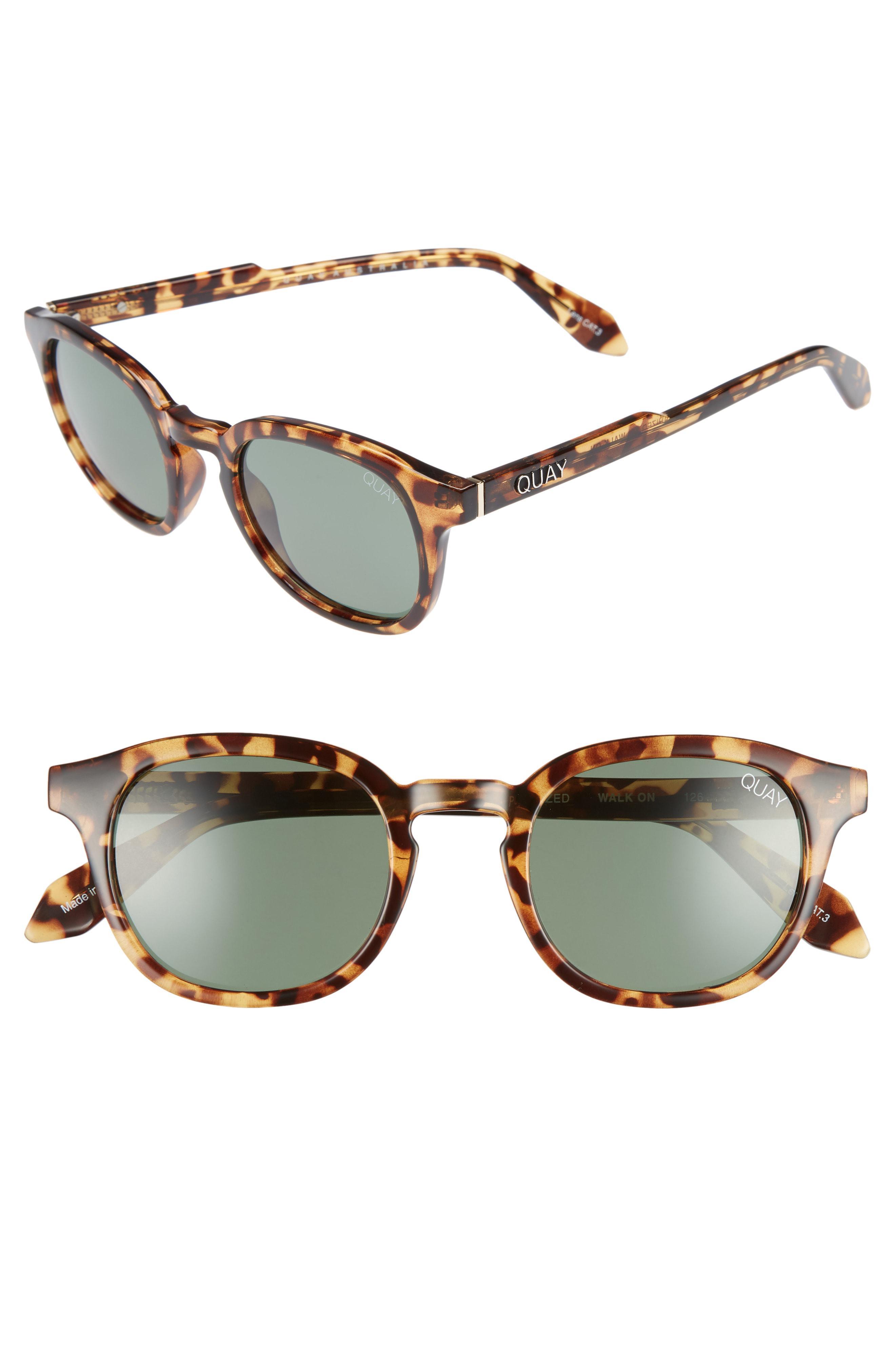 64ea52e589015 Quay - Multicolor Walk On 47mm Polarized Sunglasses - for Men - Lyst. View  fullscreen