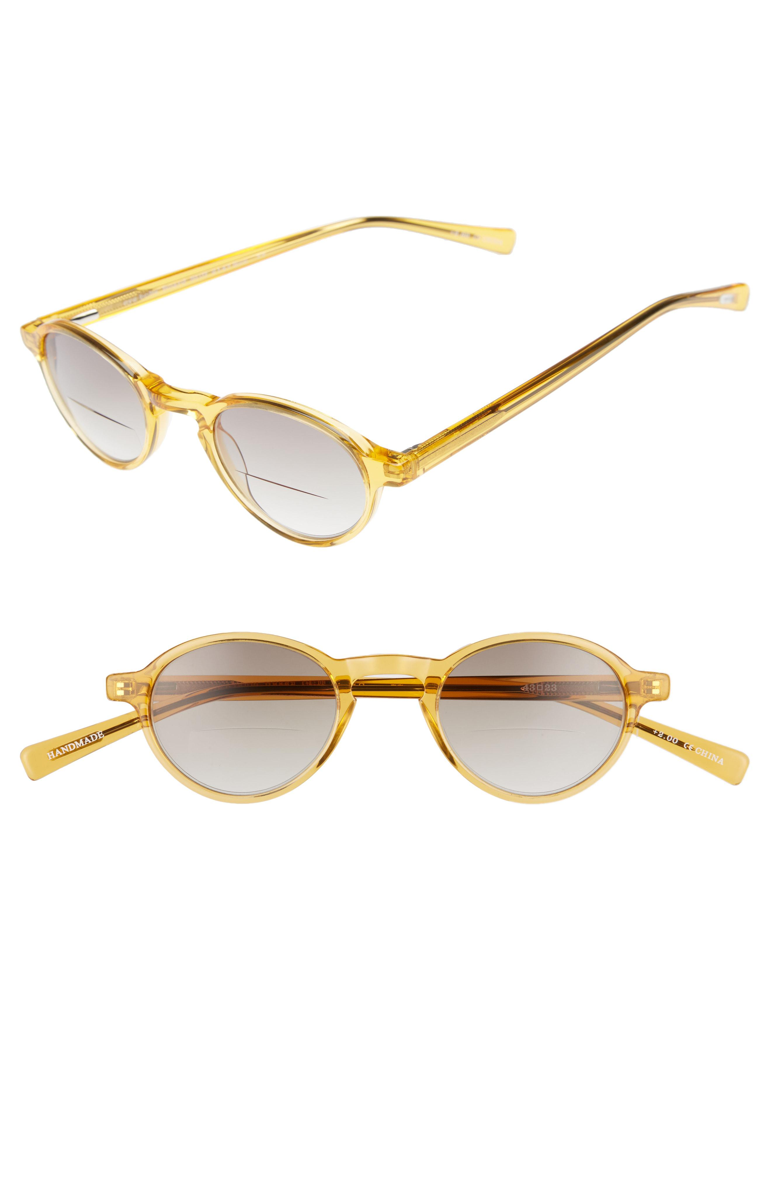 cd07509f79b8 Lyst - Eyebobs Board Stiff 43mm Reading Sunglasses - in Metallic for Men