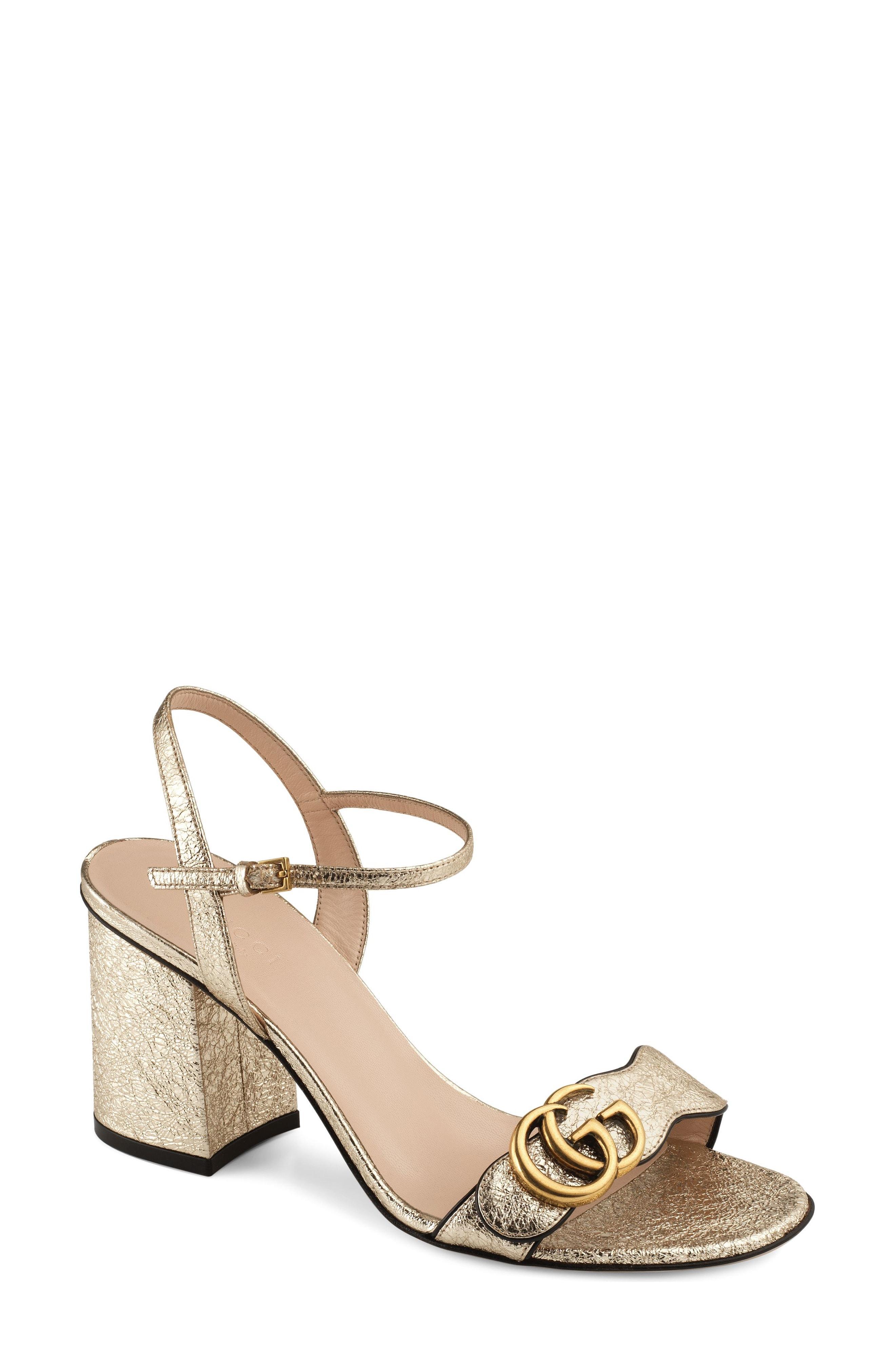 0a1cfc096ed Gucci. Women s Gg Marmont Sandal