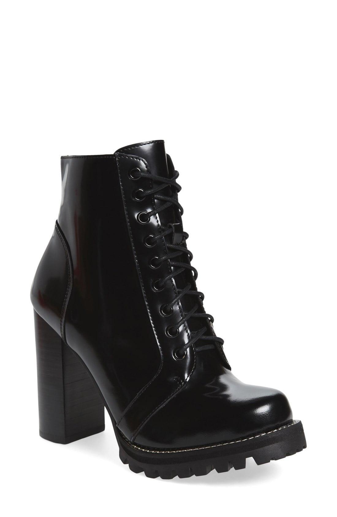 c2a9c3b3038 Lyst - Jeffrey Campbell Legion High-heel Boots in Black