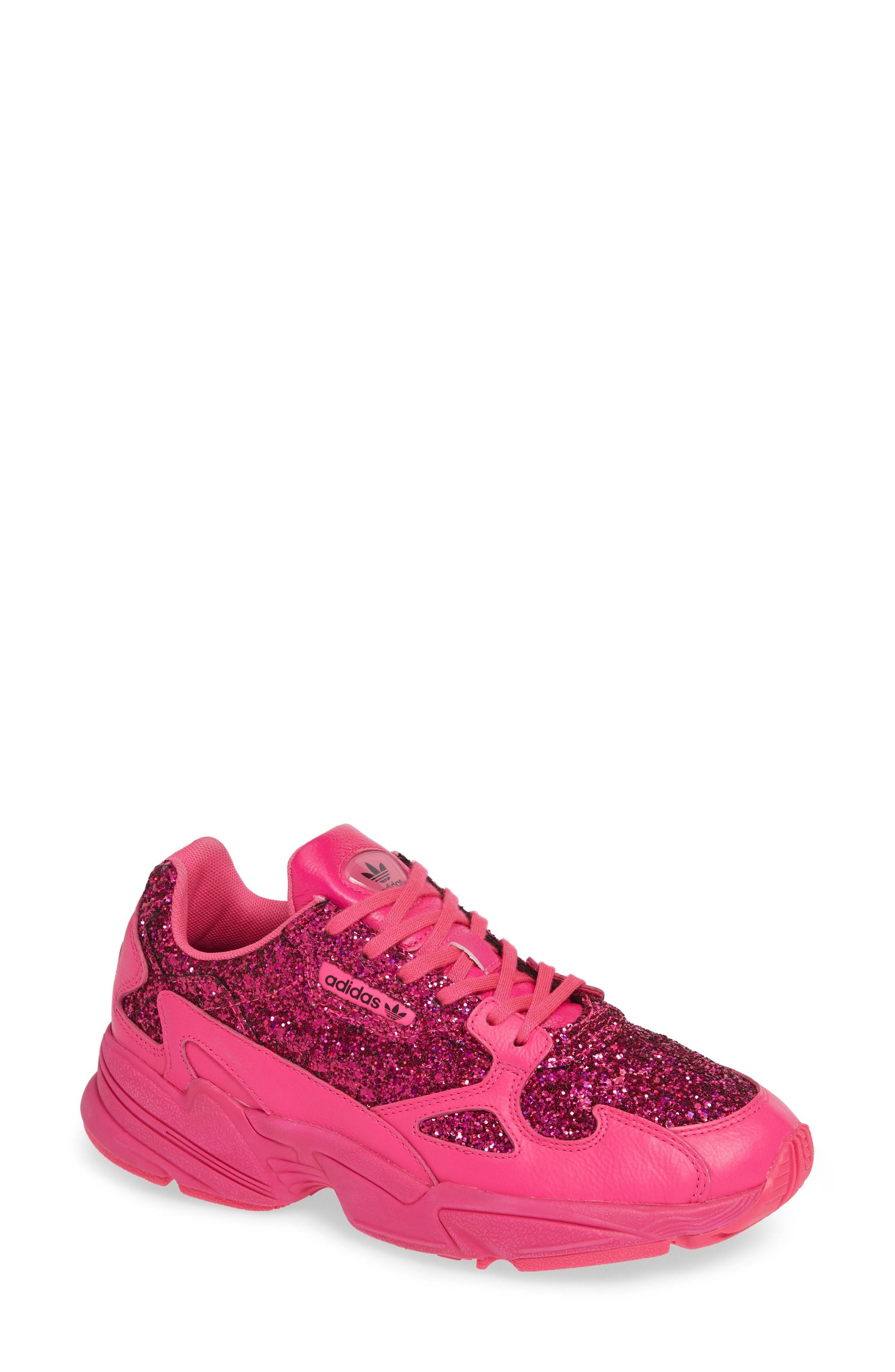 Adidas - Pink Falcon Out Loud Sneakers - Lyst. View fullscreen 986b7205a