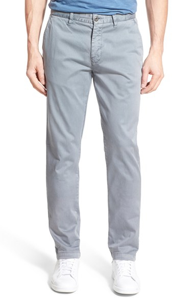 Original Chaps Pleated Twill Chino Pants
