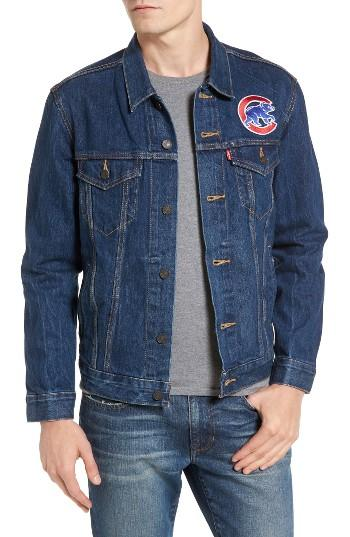 Find best value and selection for your Authentic Levis Jeans Football Chicago Bears NFL Twill Trucker Varsity Jacket search on eBay. World's leading marketplace.