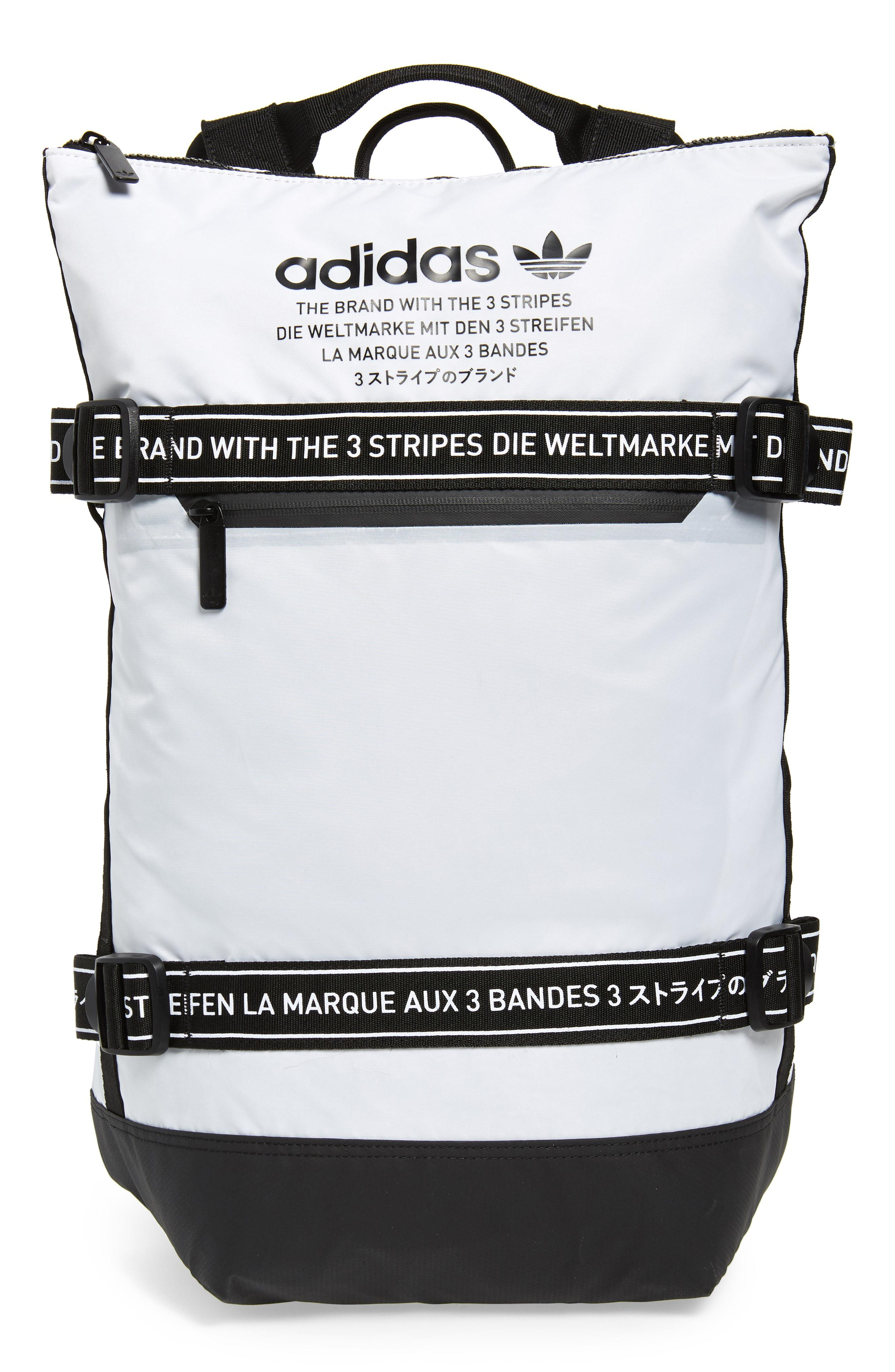 c1785fa0c Lyst - adidas Originals Adidas Nmd Backpack in White for Men
