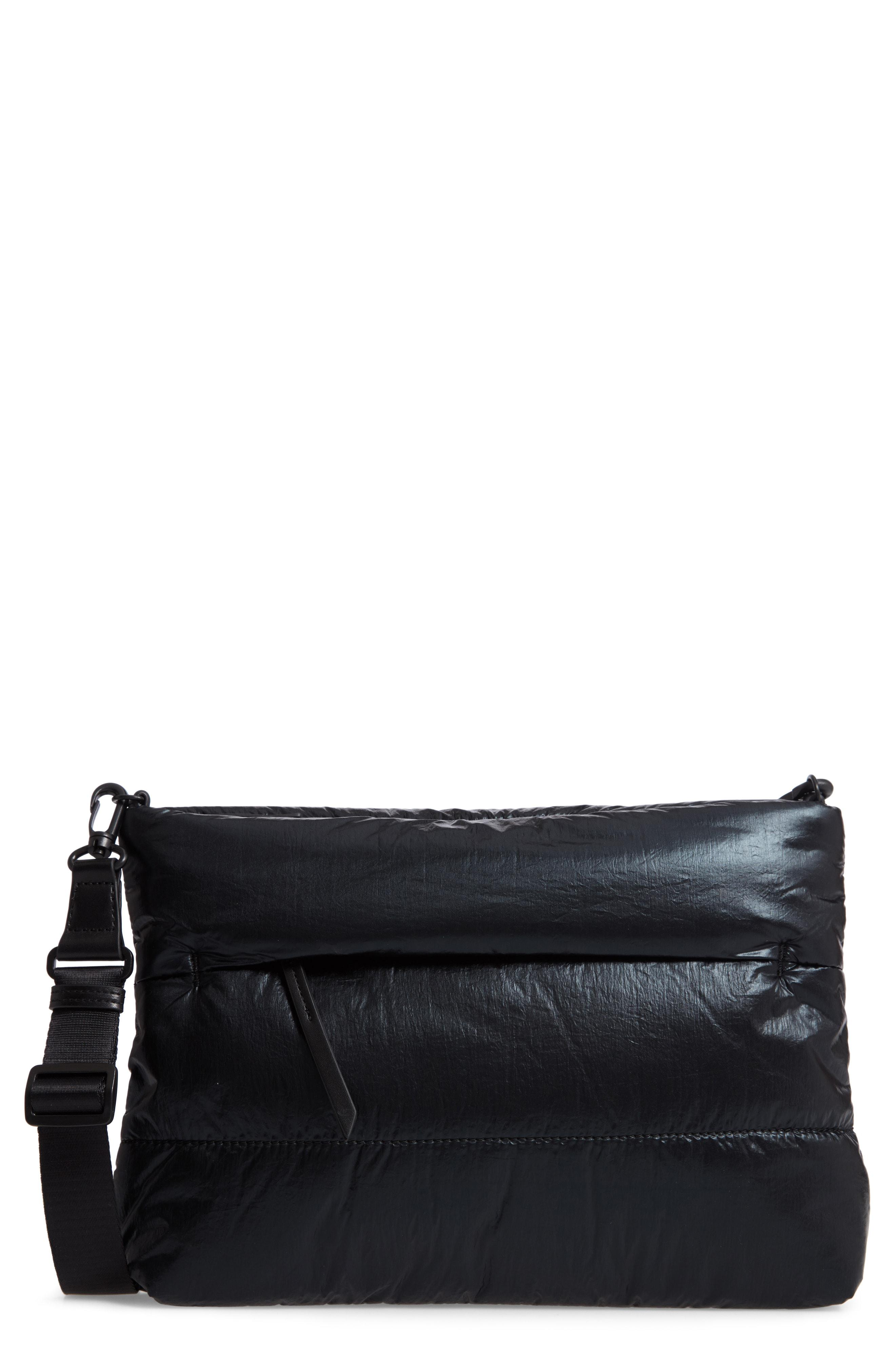 b622b48d46 Lyst - Trouvé Keri Nylon Crossbody in Black